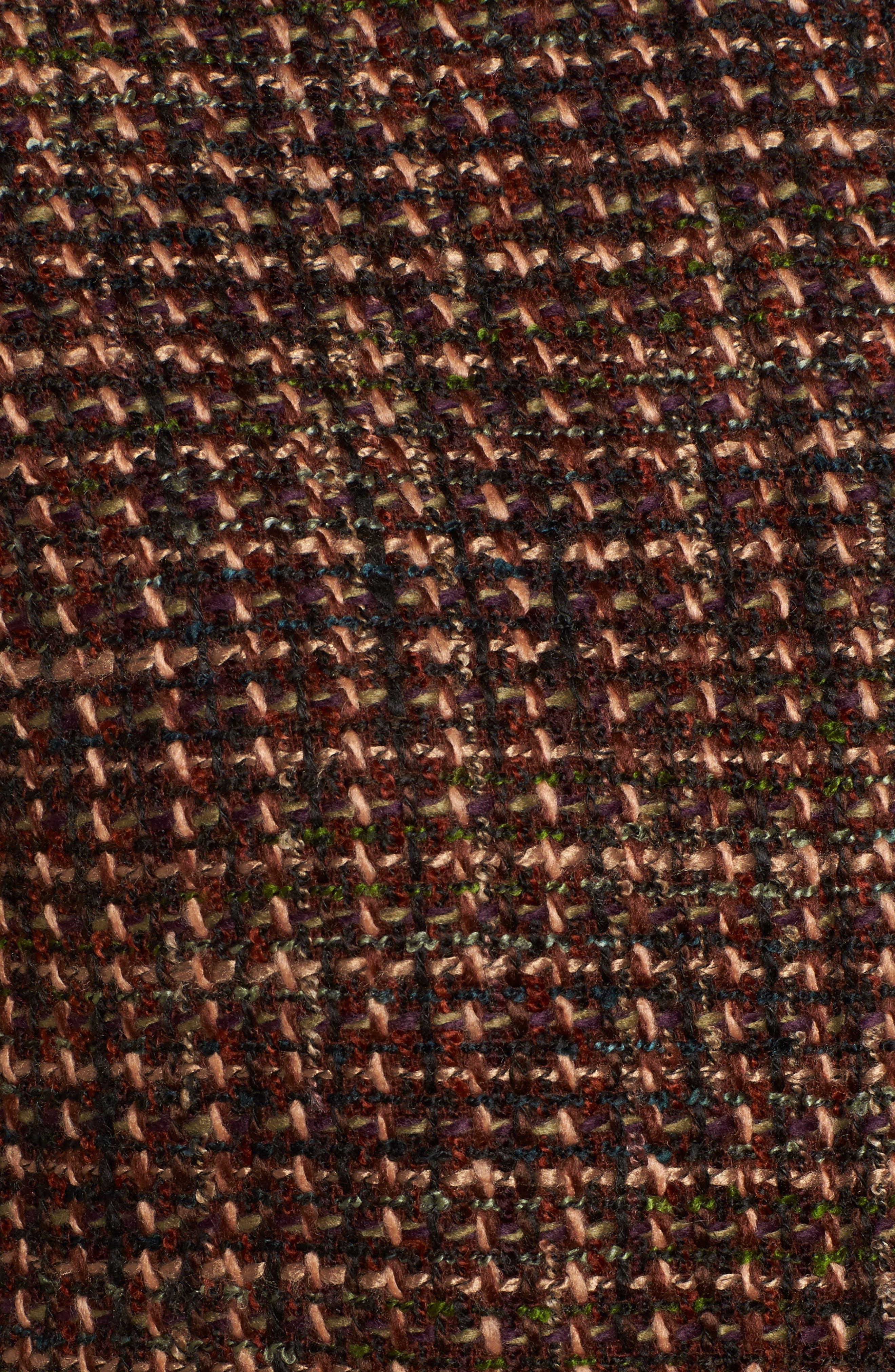 Alternate Image 5  - Emerson Rose Crop Tweed Jacket