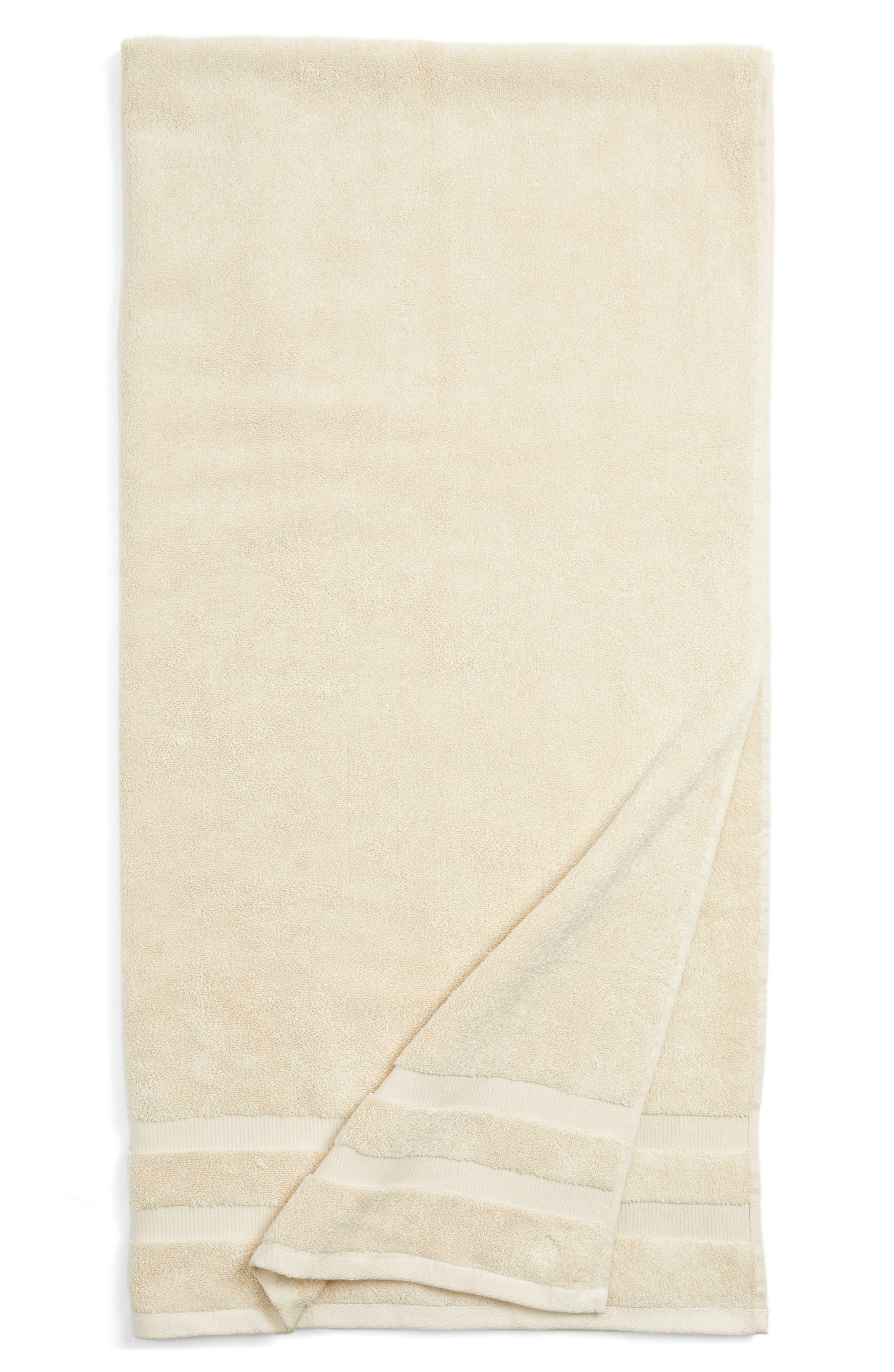 kate spade new york 'chattam' stripe bath sheet