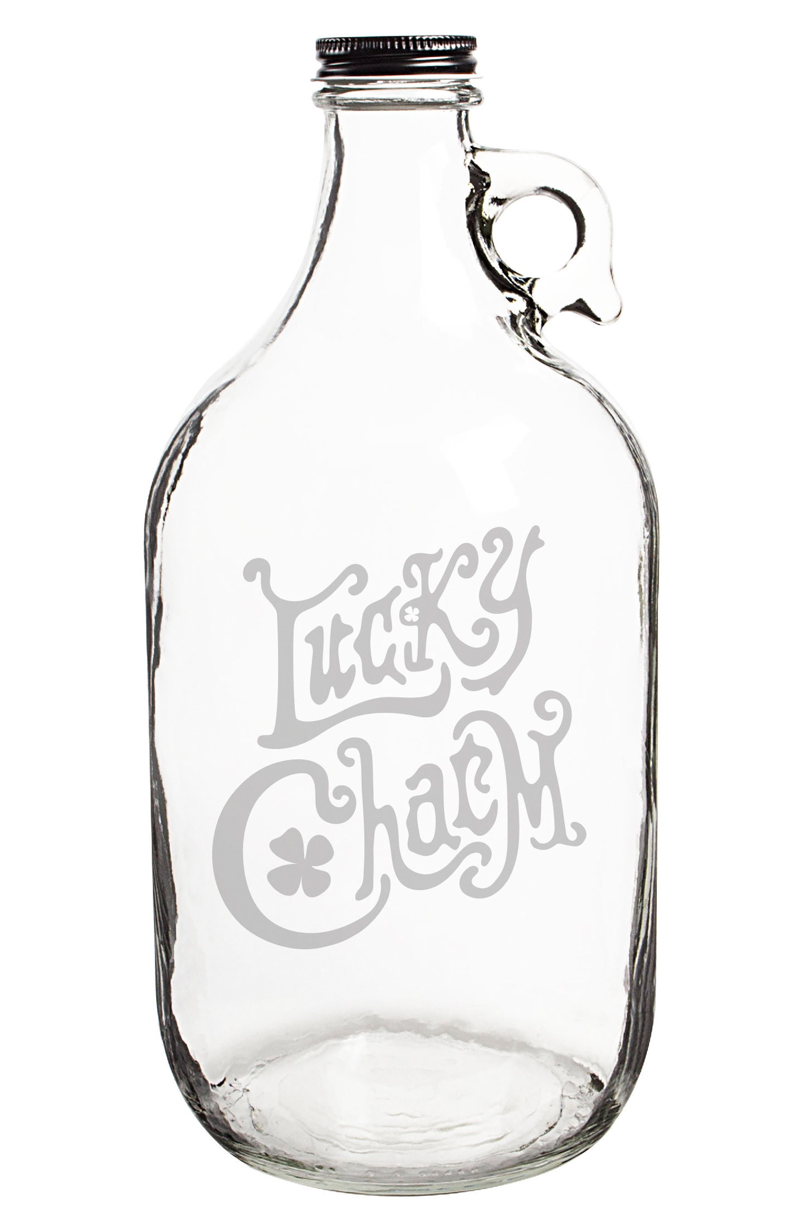 Cathy's Concepts Lucky Charm Growler