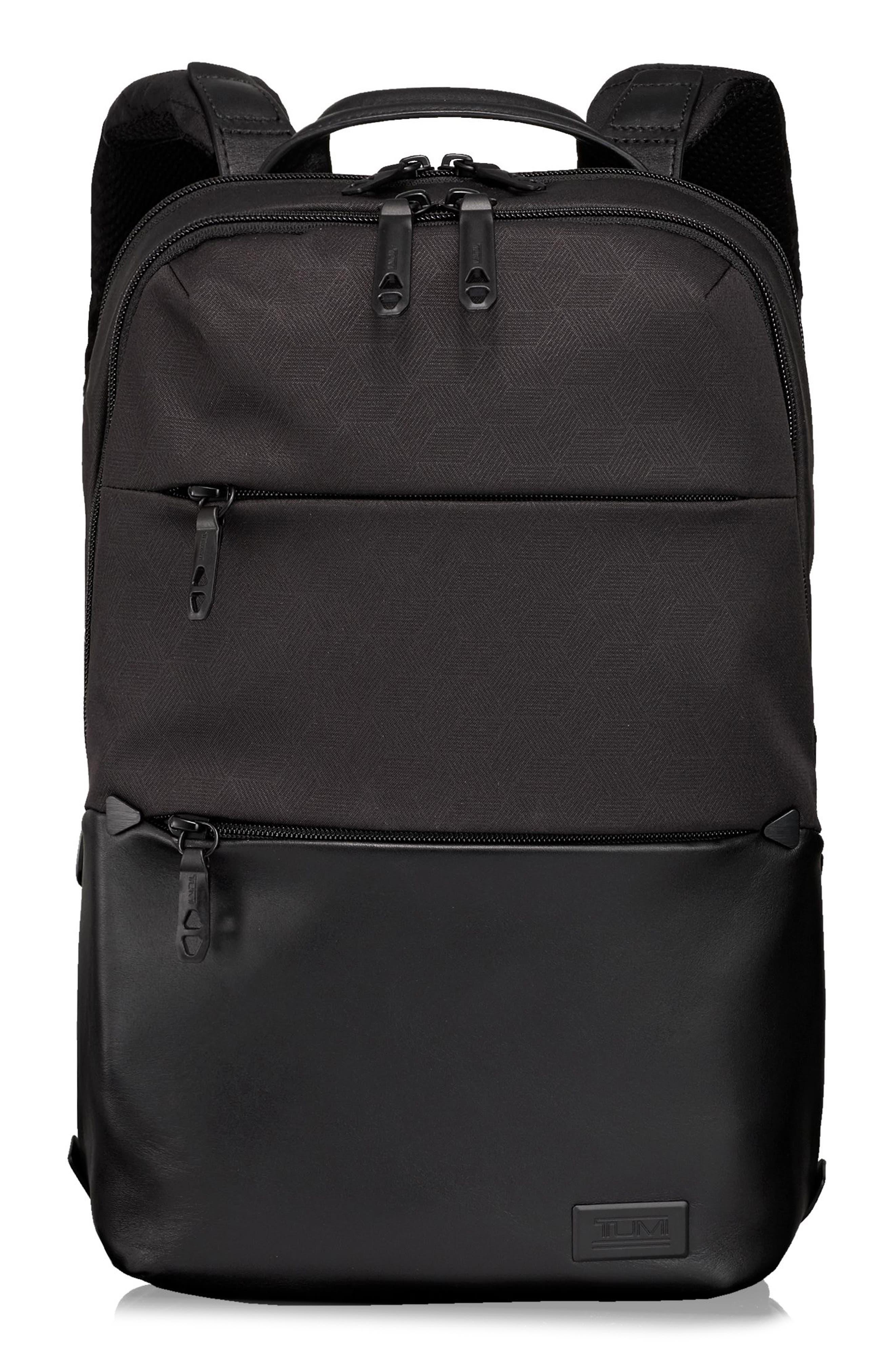 Tahoe Elwood Backpack,                             Main thumbnail 1, color,                             Black