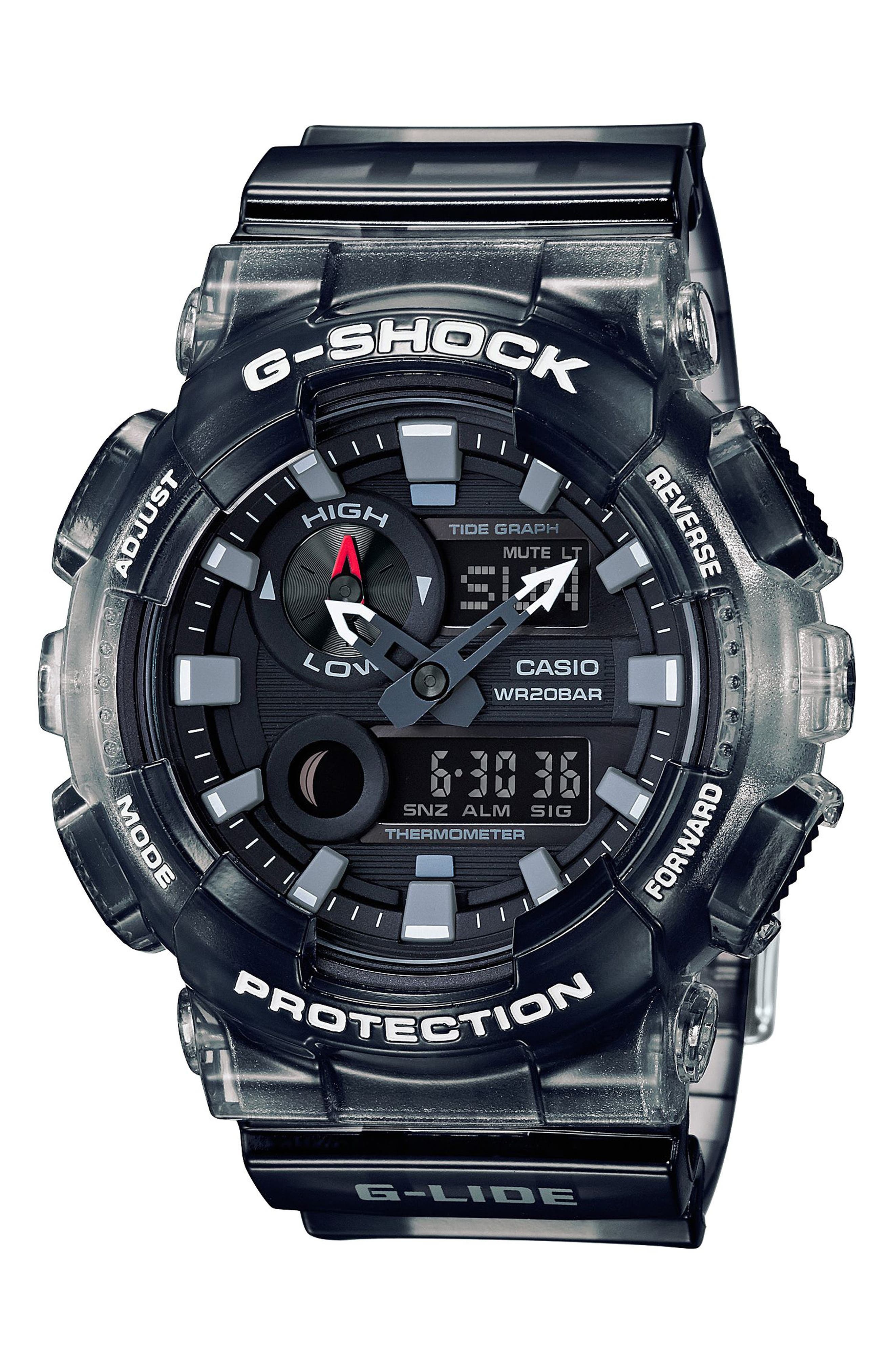 Alternate Image 1 Selected - G-Shock Baby-G Ana-Digi Watch, 51mm