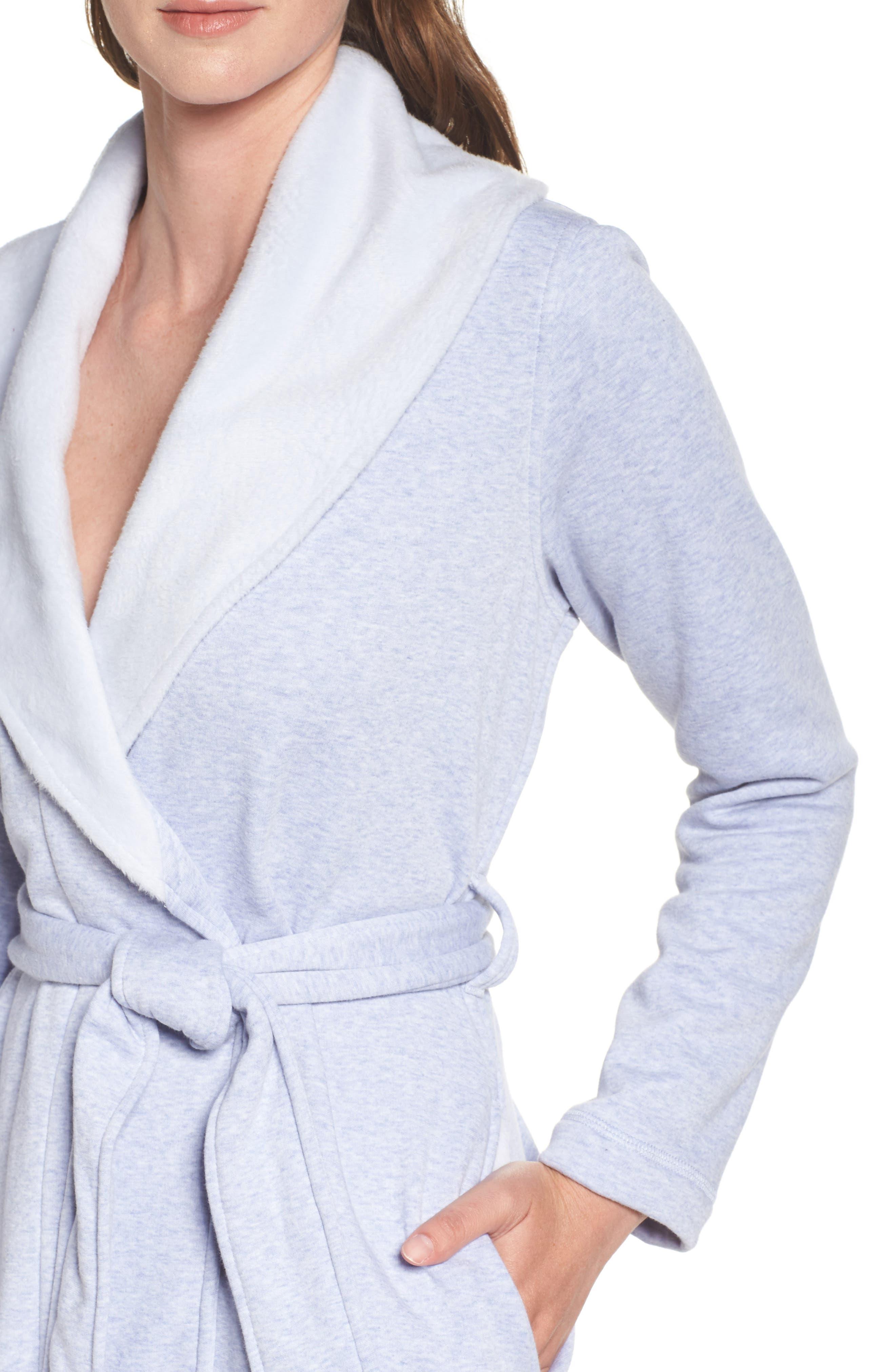 Alternate Image 5  - UGG® 'Blanche' Robe