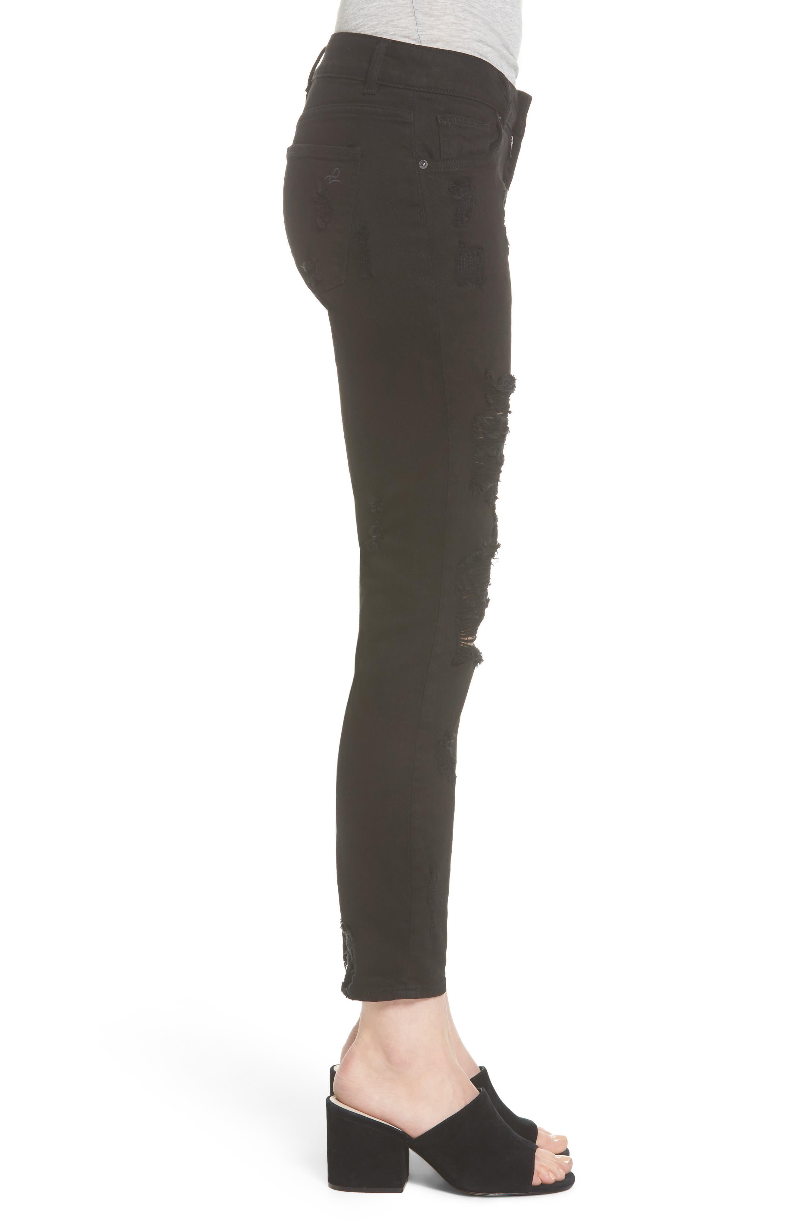 Alternate Image 3  - DL1961 Davis Ankle Girlfriend Jeans (Brooks)