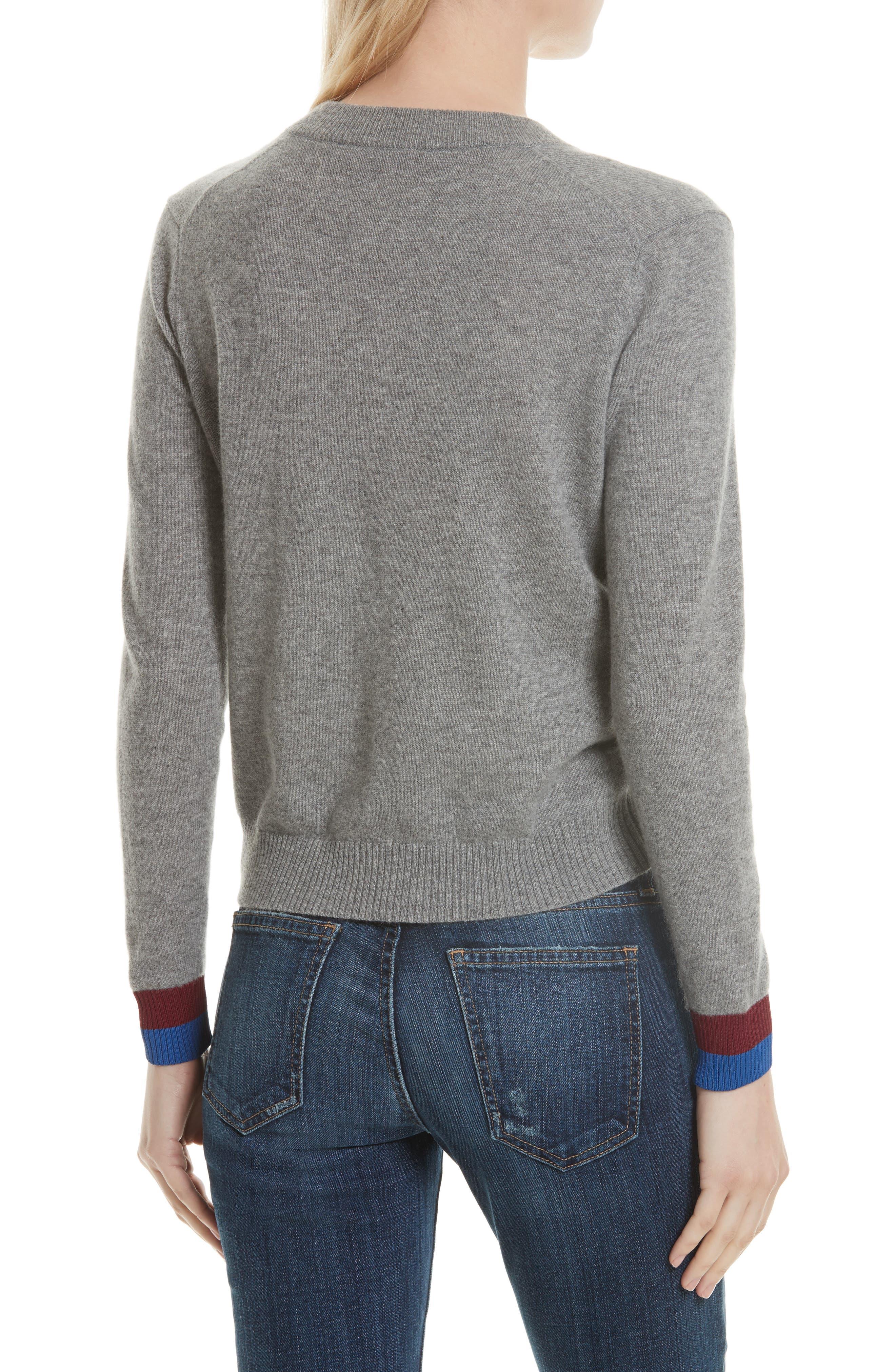 Alternate Image 2  - Kule Cashmere Sweater
