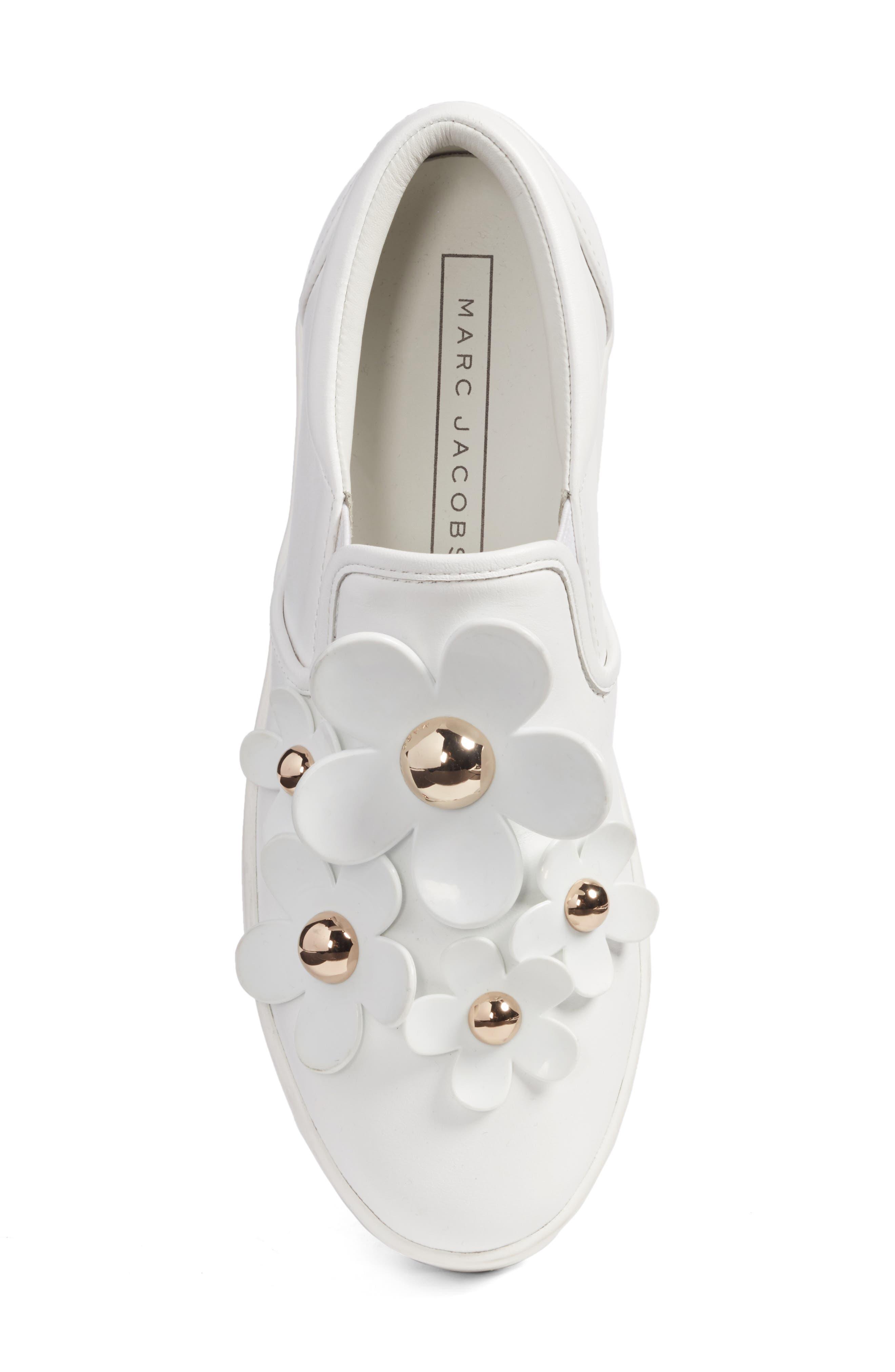 Alternate Image 5  - MARC JACOBS Platform Sneaker (Women)