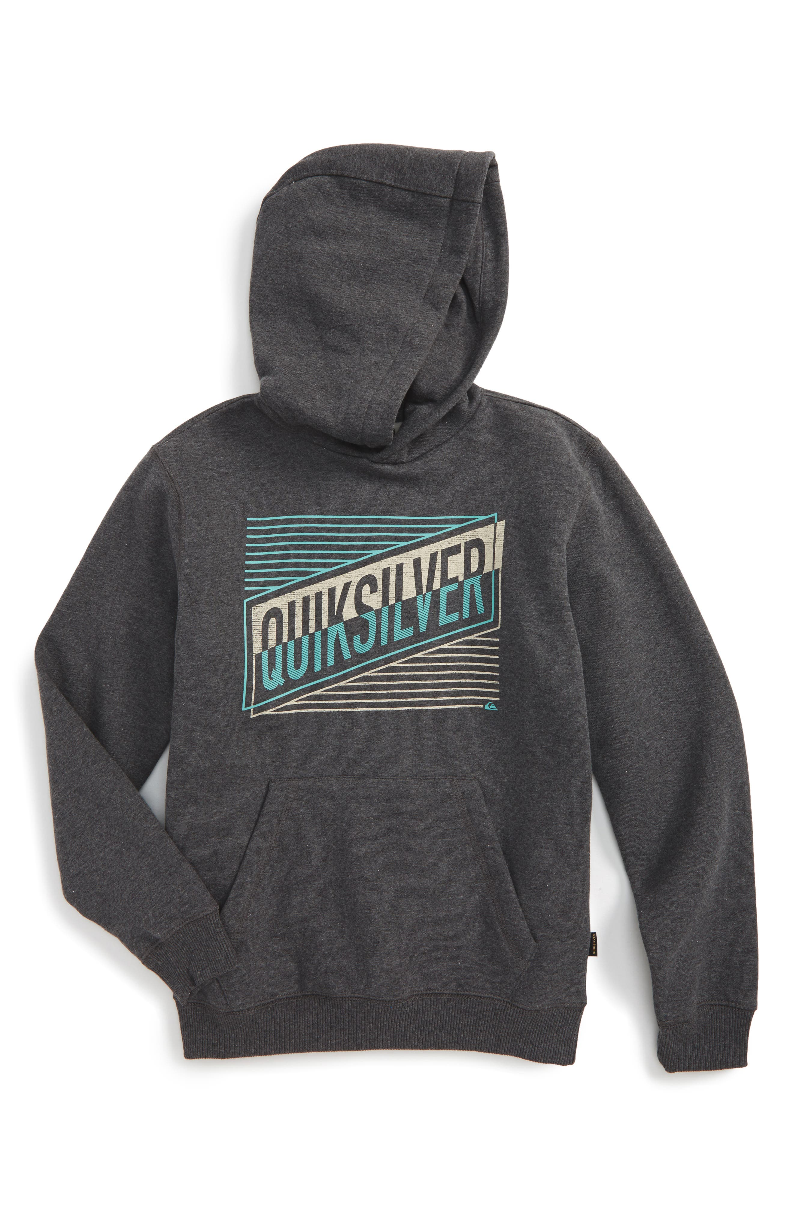 Quiksilver Port Roca Graphic Hoodie (Big Boys)