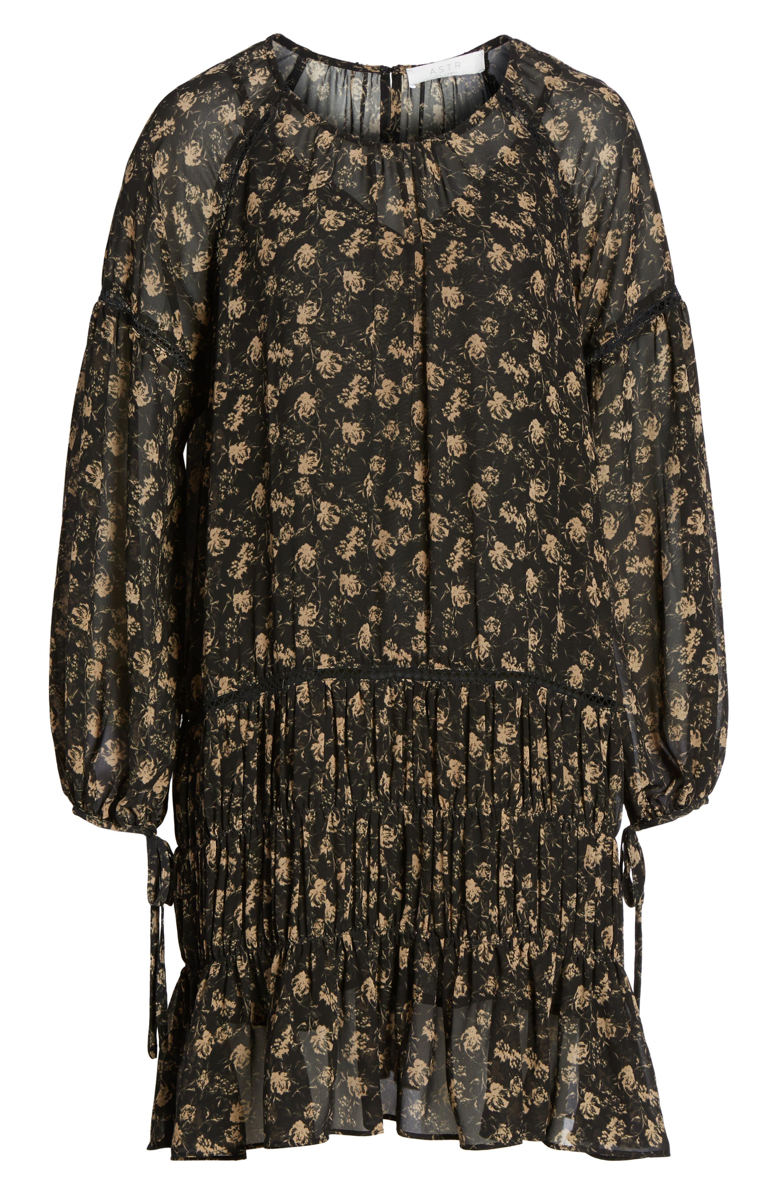 Alternate Image 6  - ASTR the Label Daria Dress