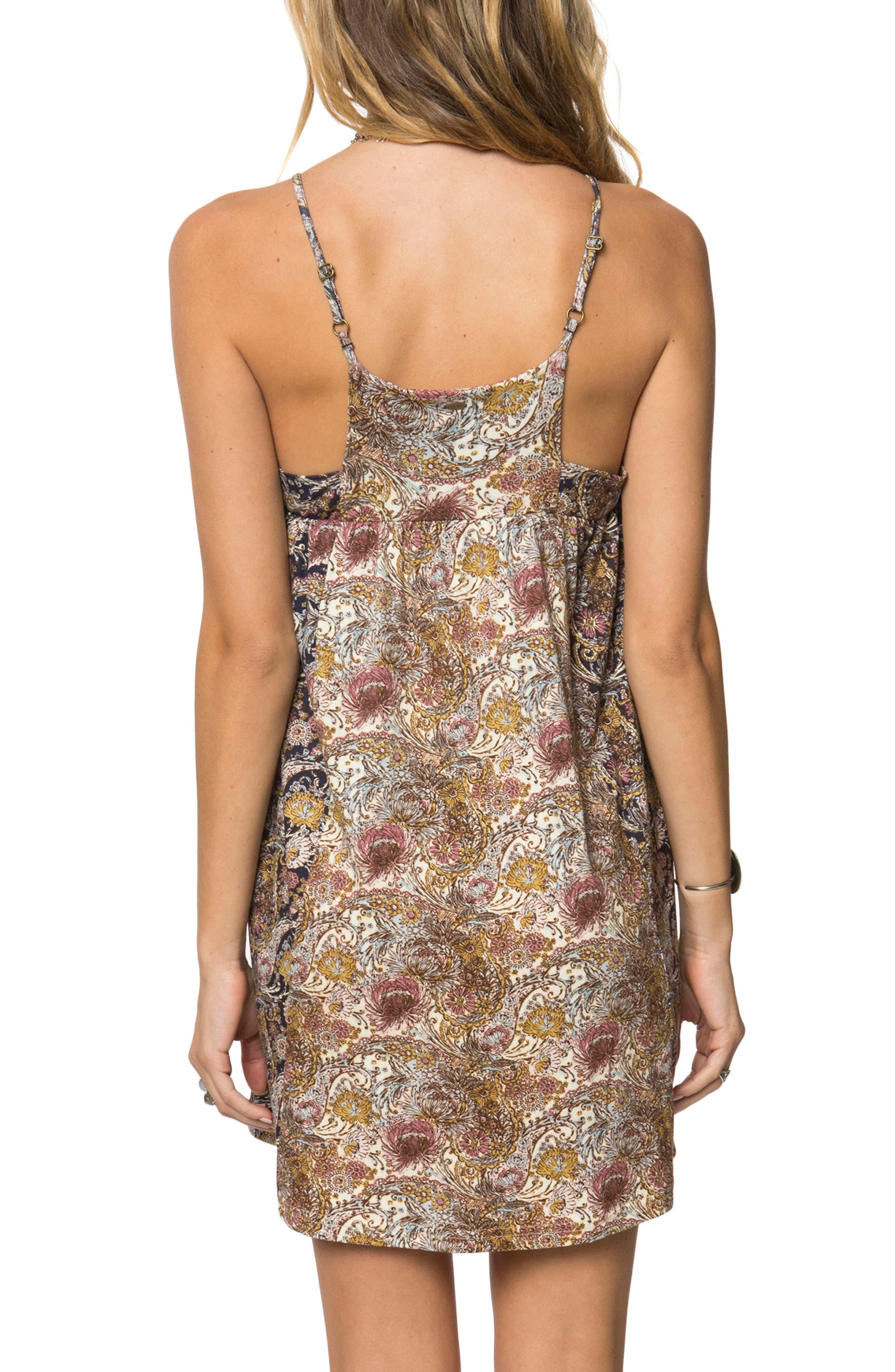Alternate Image 2  - O'Neill Cassia Print Swing Dress