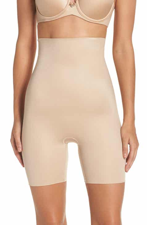 5fe81c67899 SPANX® Power Conceal-Her High Waist Mid-Thigh Shaping Shorts