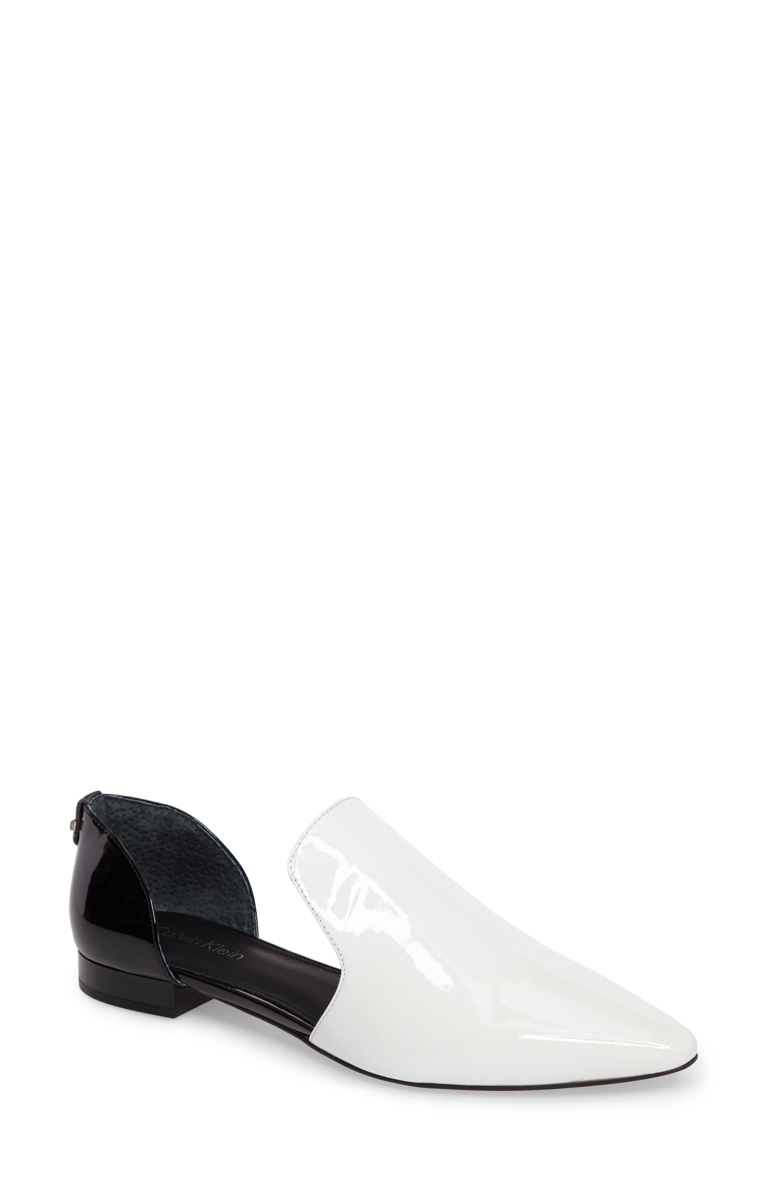 Calvin Klein Edona Loafer Flat (Women)