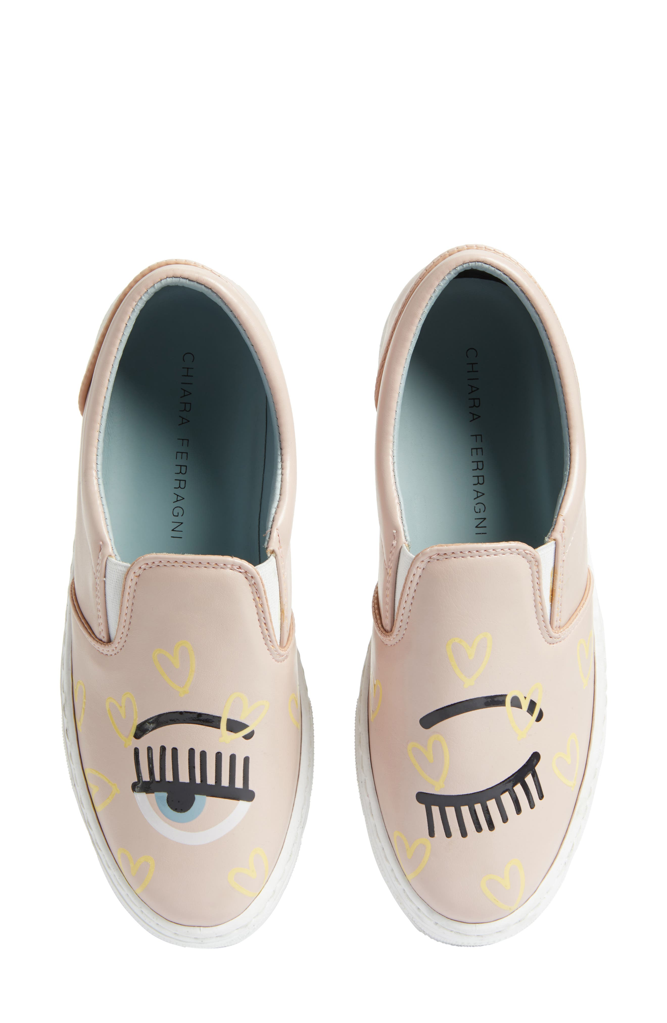 Candy Flirting Slip-On Sneaker,                         Main,                         color, Pink