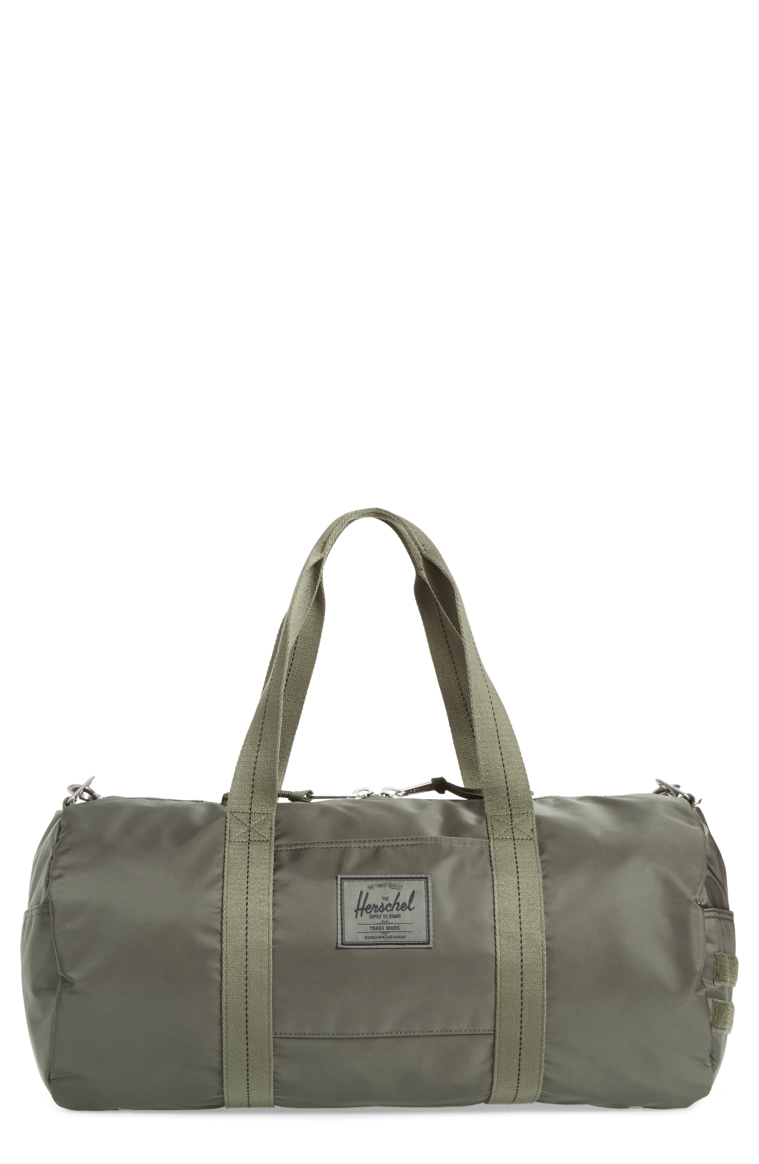 Alternate Image 1 Selected - Herschel Supply Co. Sutton Surplus Collection Duffel Bag