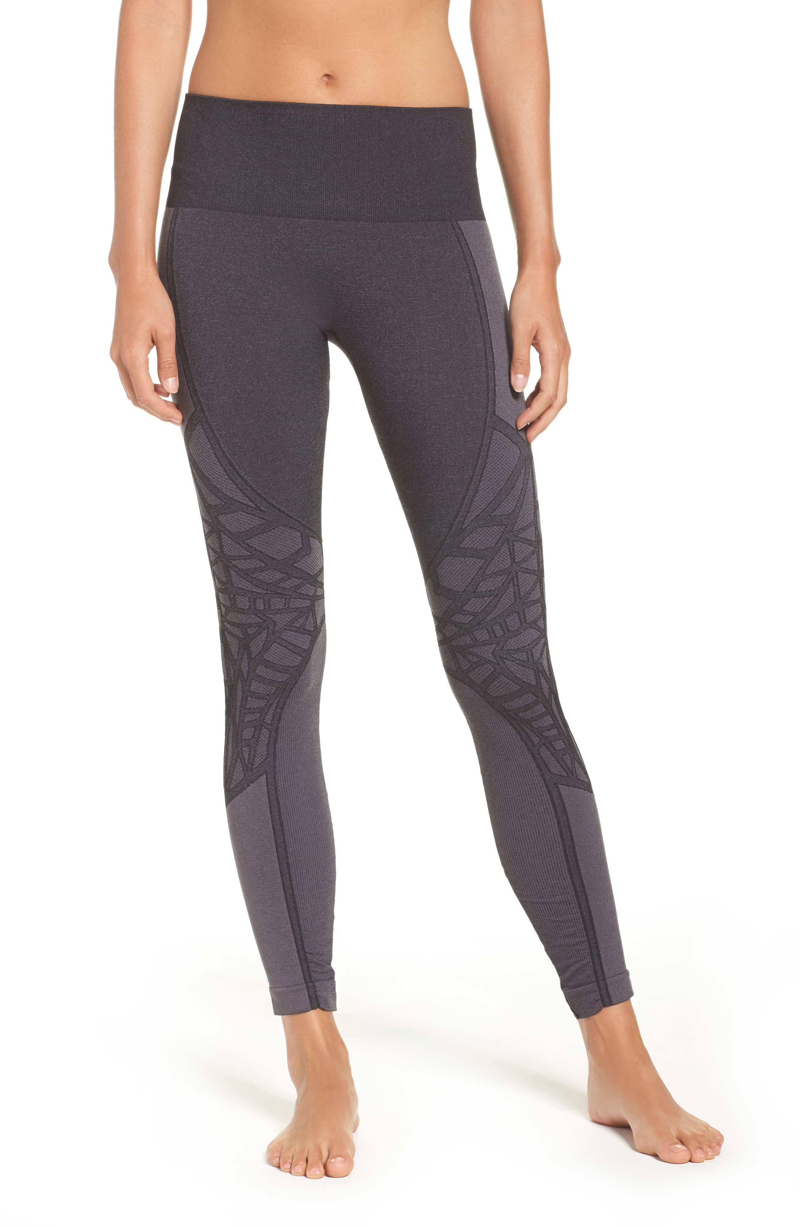 Revolution Leggings,                         Main,                         color, Excalibur And Black