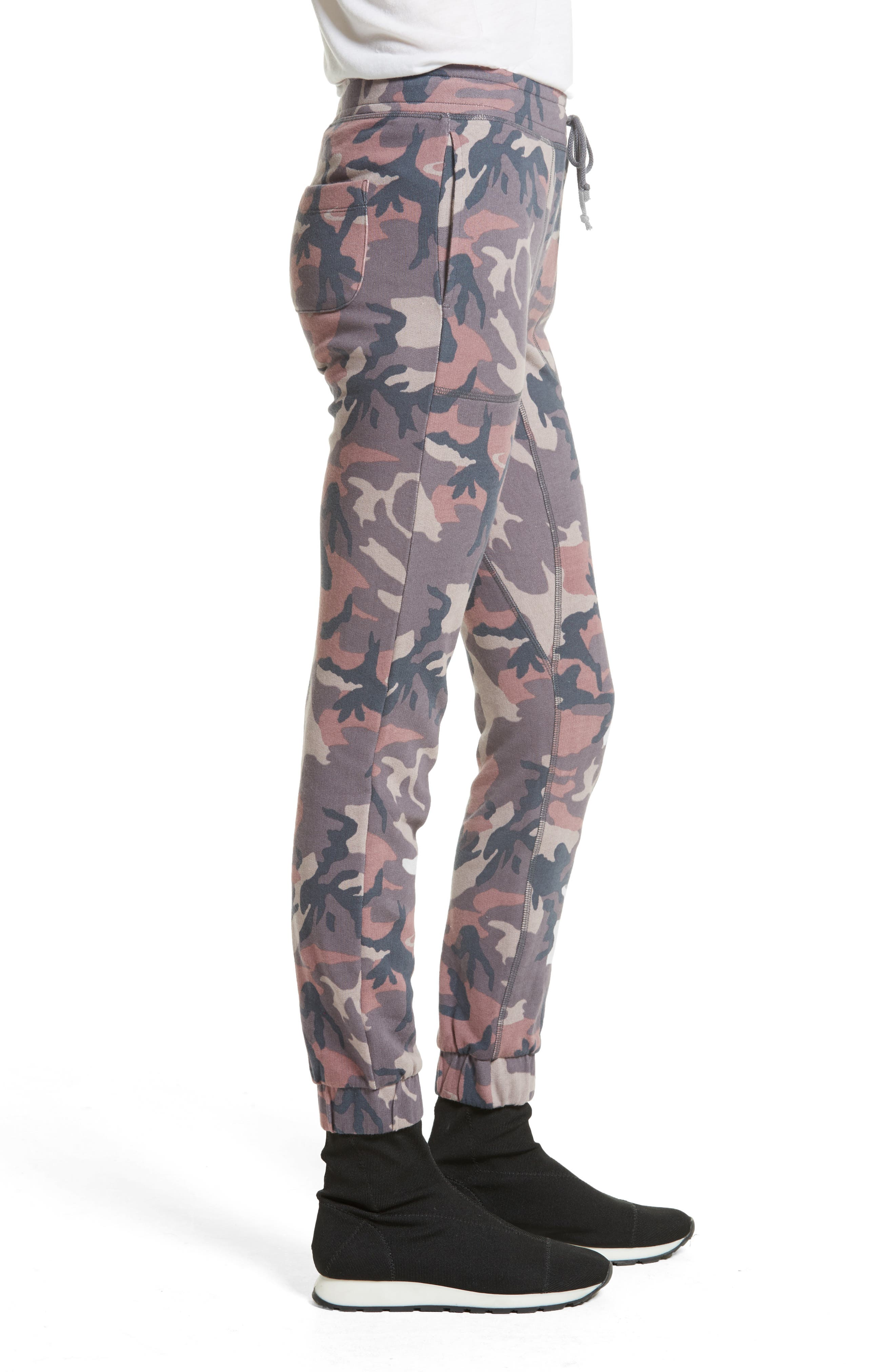 Alternate Image 3  - Free People Camo Jogger Pants