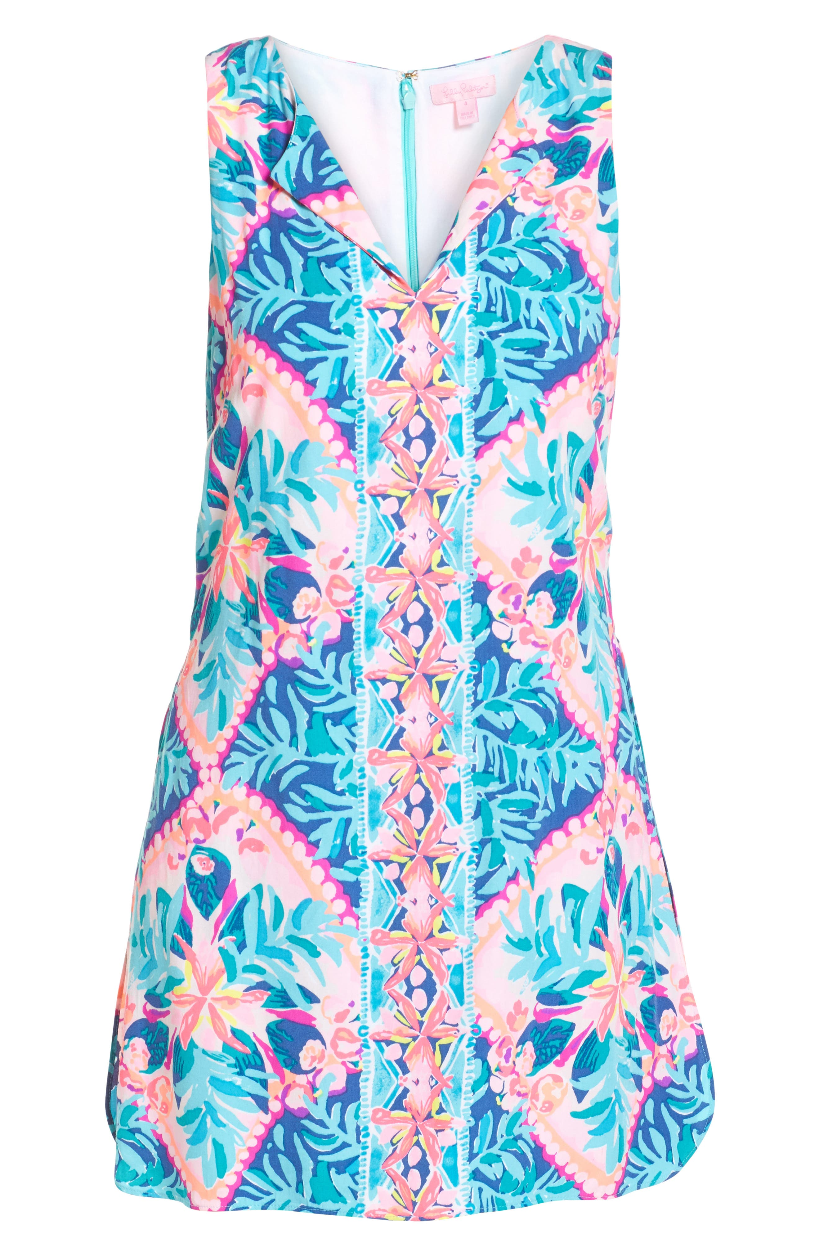Alternate Image 6  - Lilly Pulitzer® Tanya Skirted Romper