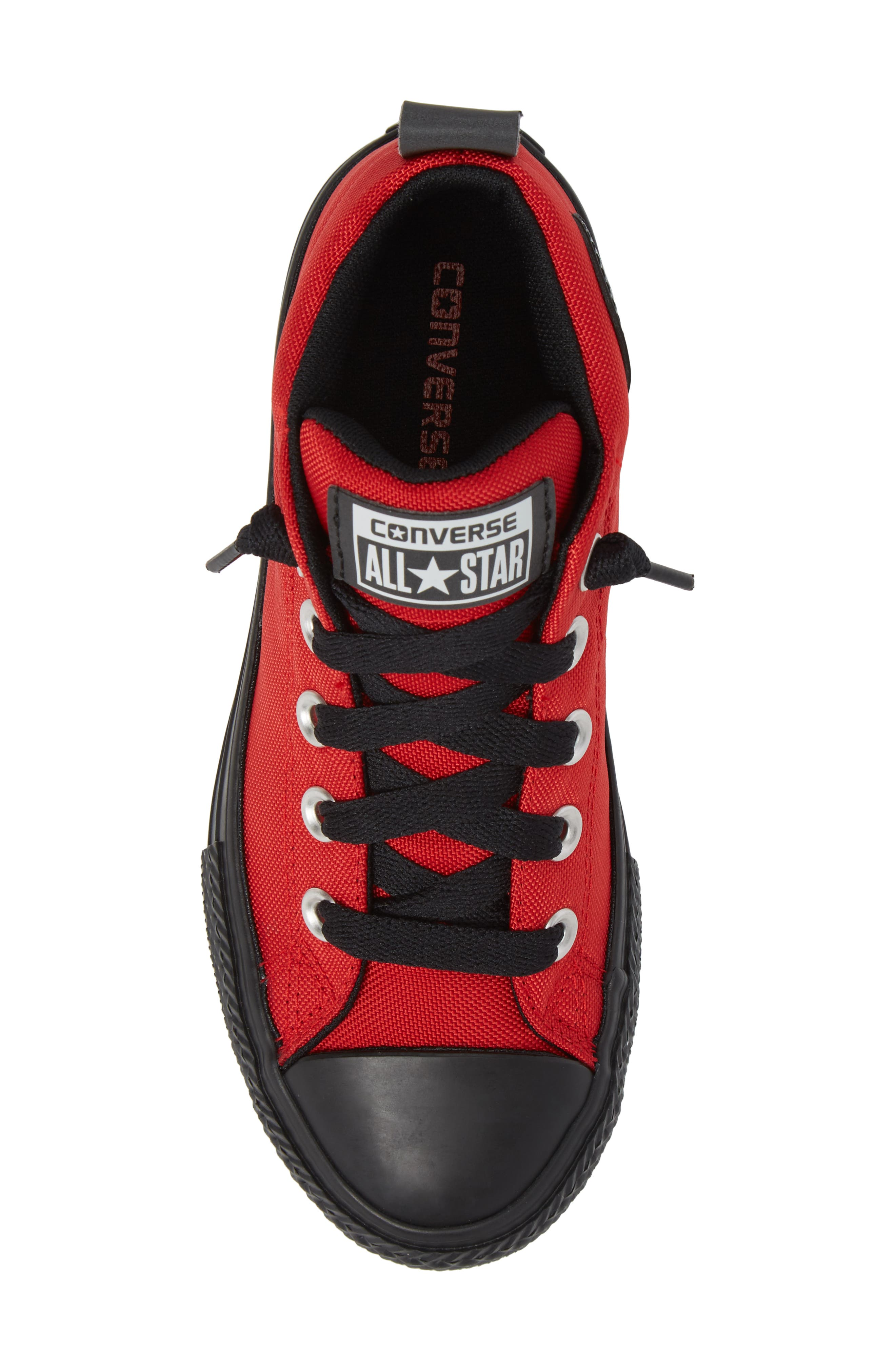 Alternate Image 5  - Converse Chuck Taylor® All Star® Street Mid Top Sneaker (Baby, Walker, Toddler, Little Kid & Big Kid)