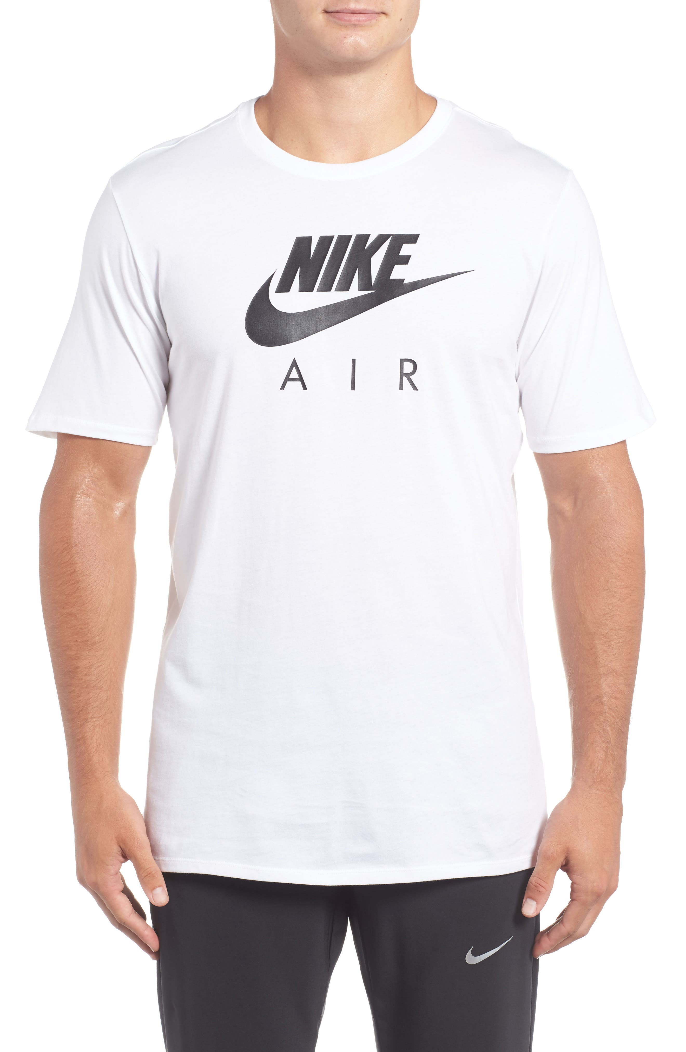 Alternate Image 1 Selected - Nike Logo Graphic T-Shirt