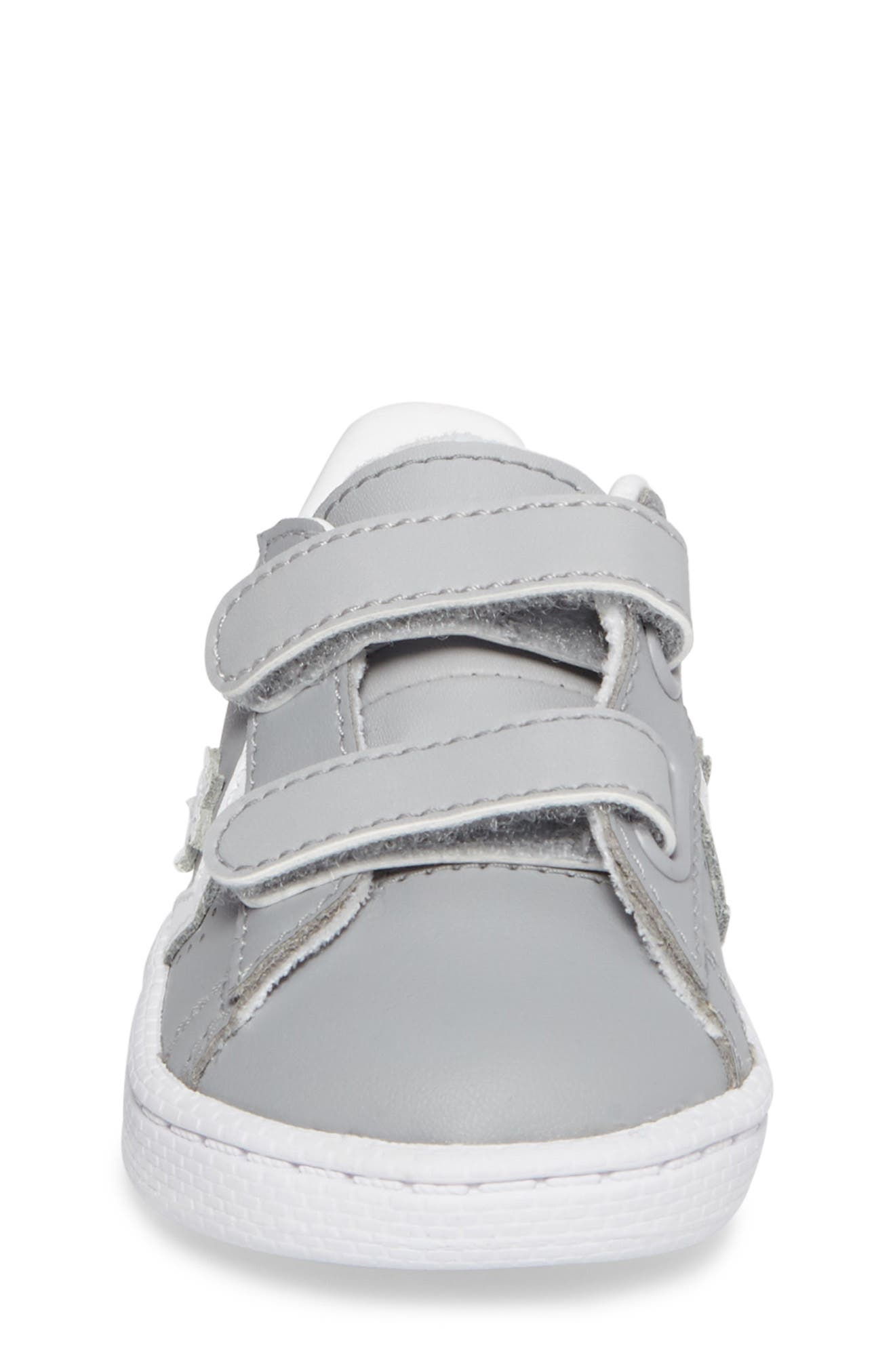 Alternate Image 4  - Converse Pro Leather Low Top Sneaker (Baby, Walker, & Toddler)