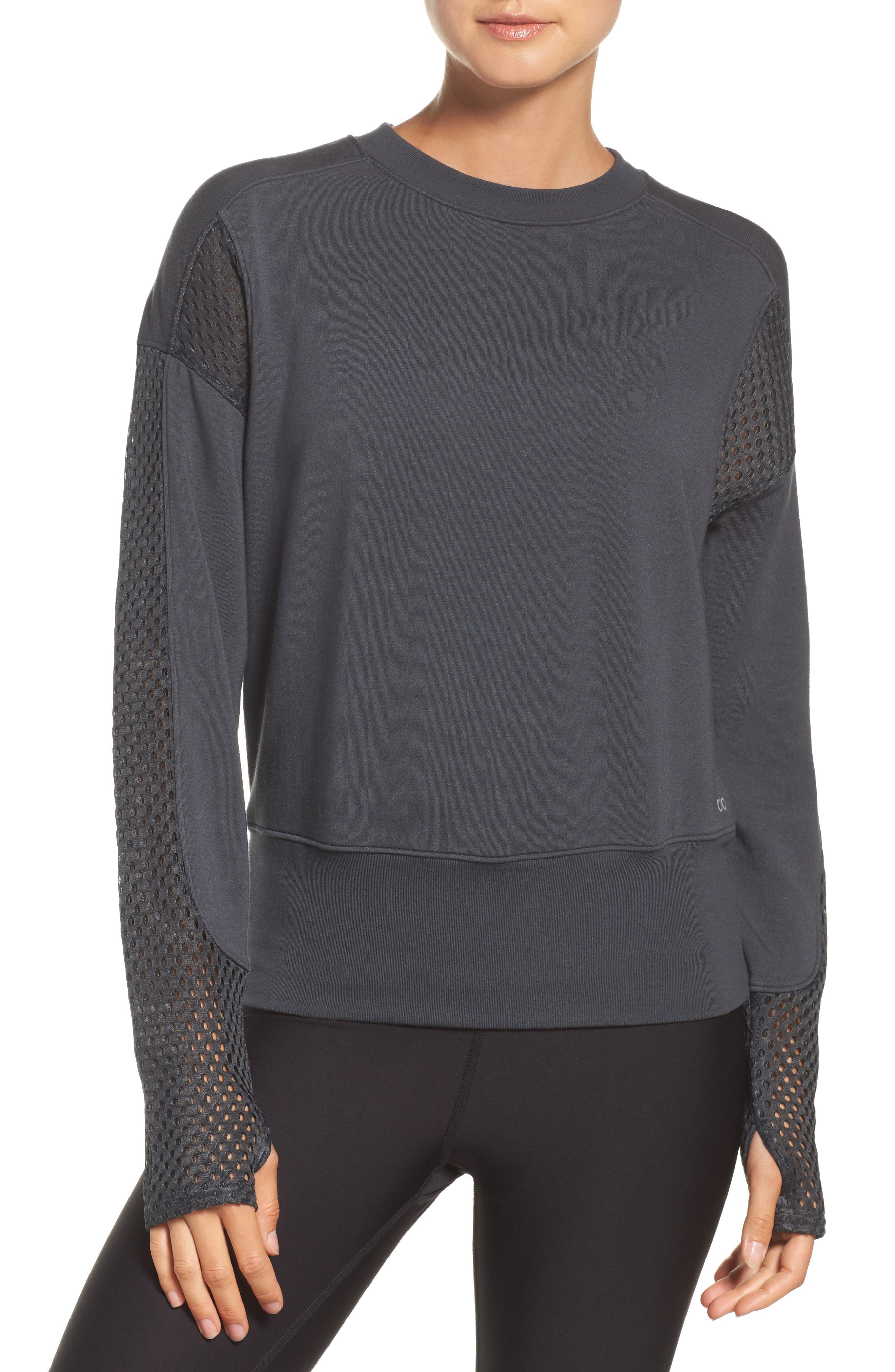 Formation Pullover,                         Main,                         color, Anthracite