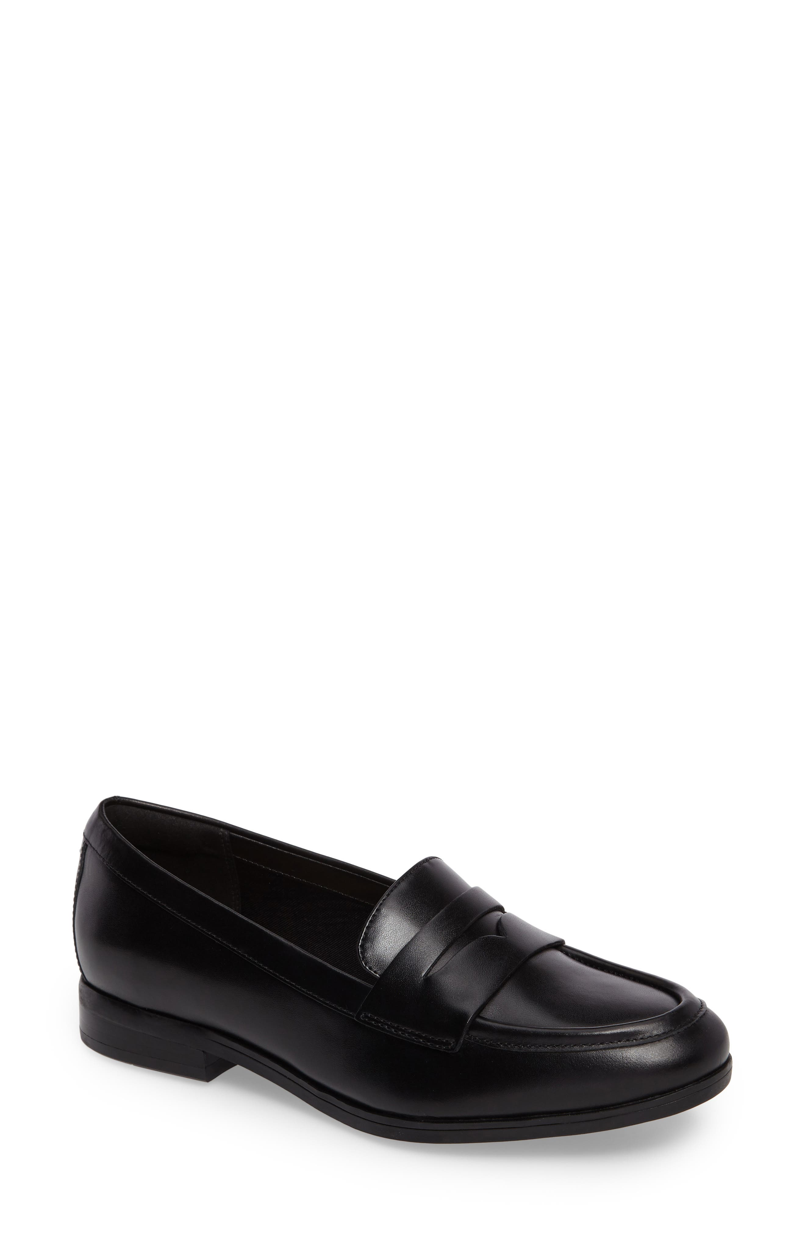Clarks® Tilmont Zoe Loafer (Women)