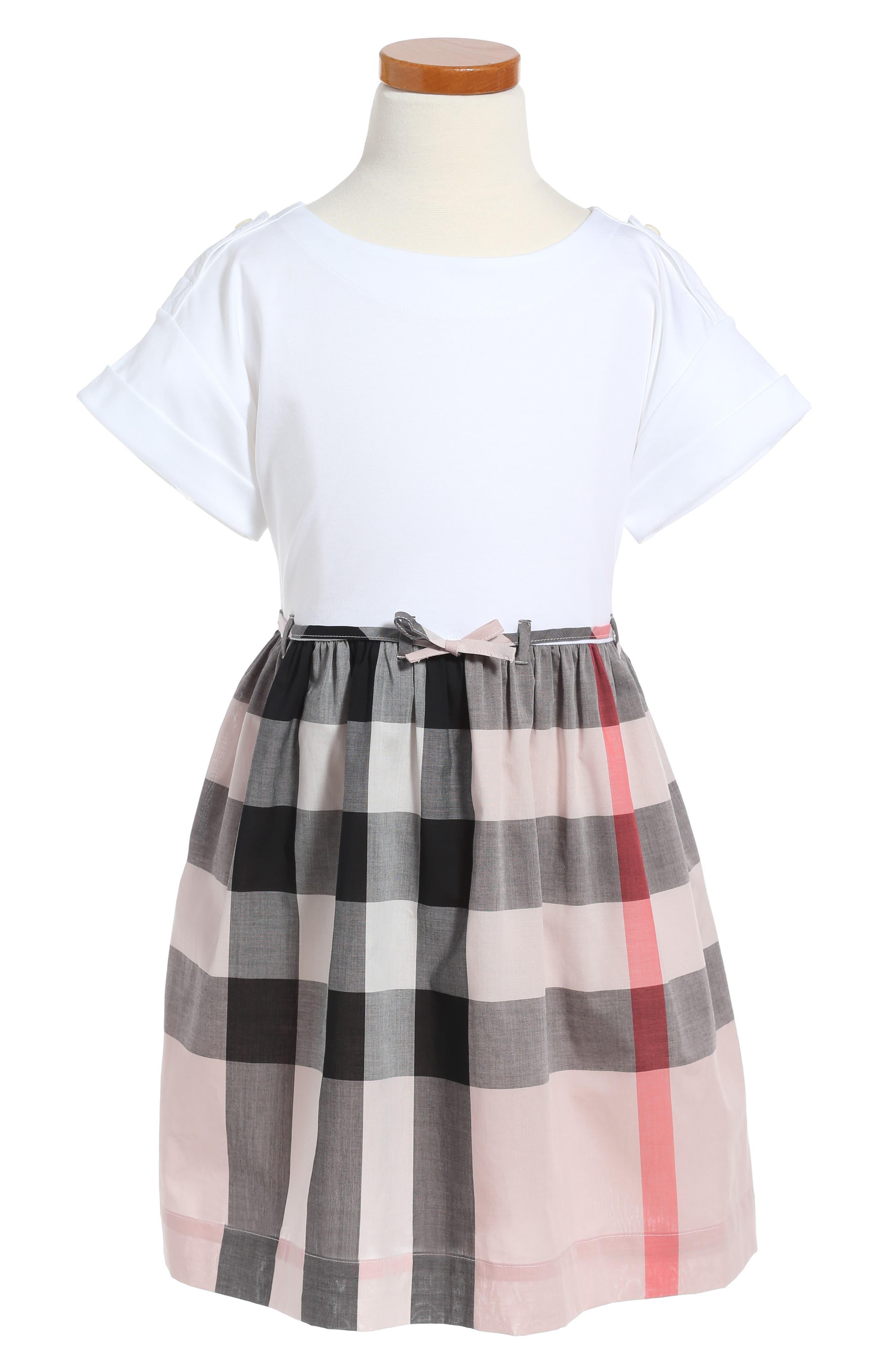 Rhonda Dress,                         Main,                         color, Vintage Pink