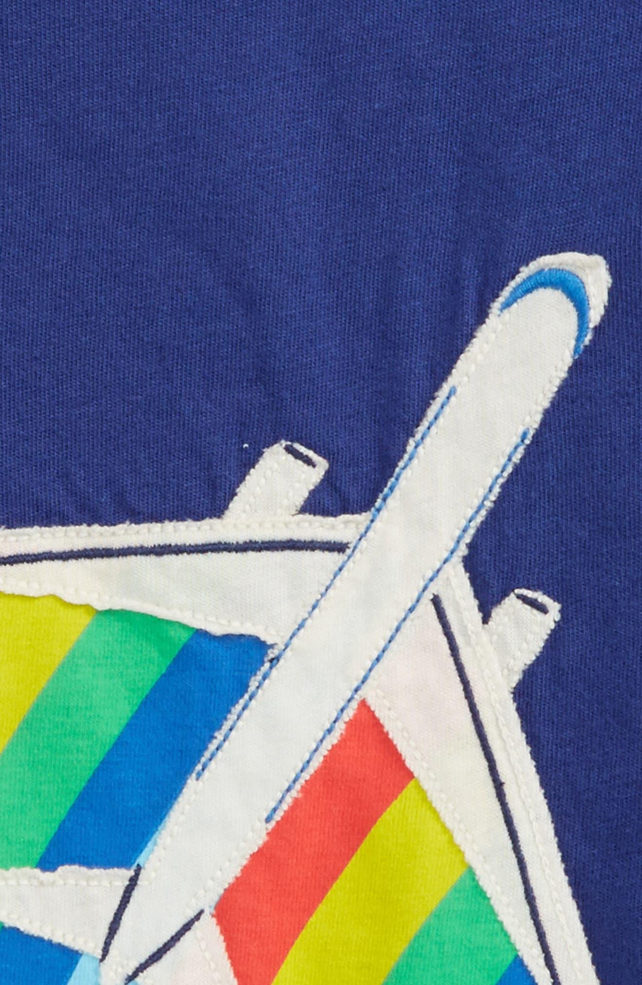 Alternate Image 2  - Mini Boden Travel Appliqué T-Shirt (Toddler Boys, Little Boys & Big Boys)