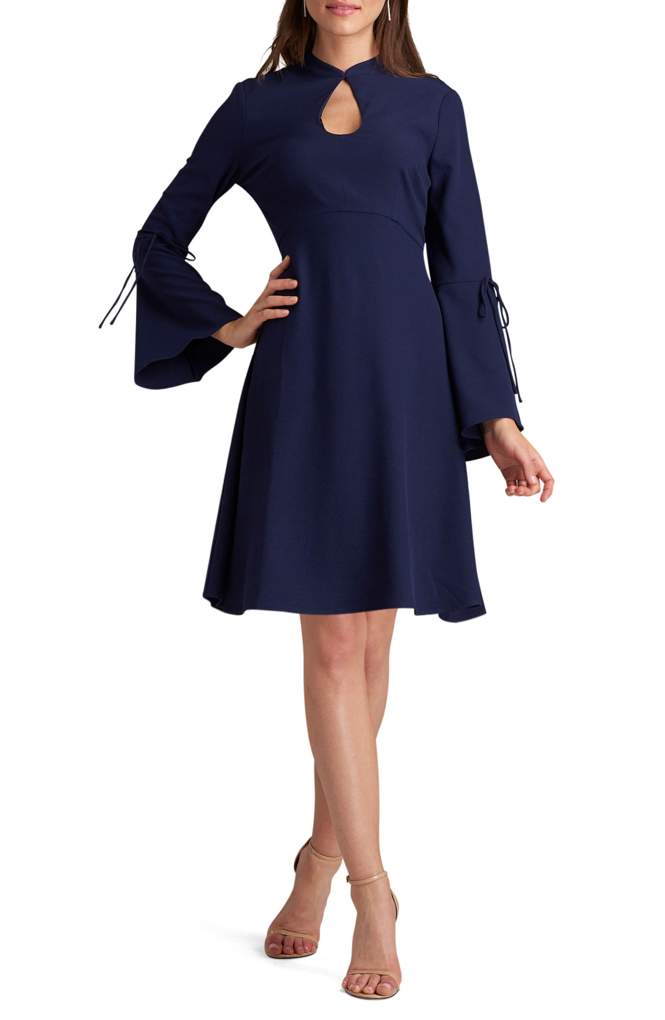 ECI Bell Sleeve Dress