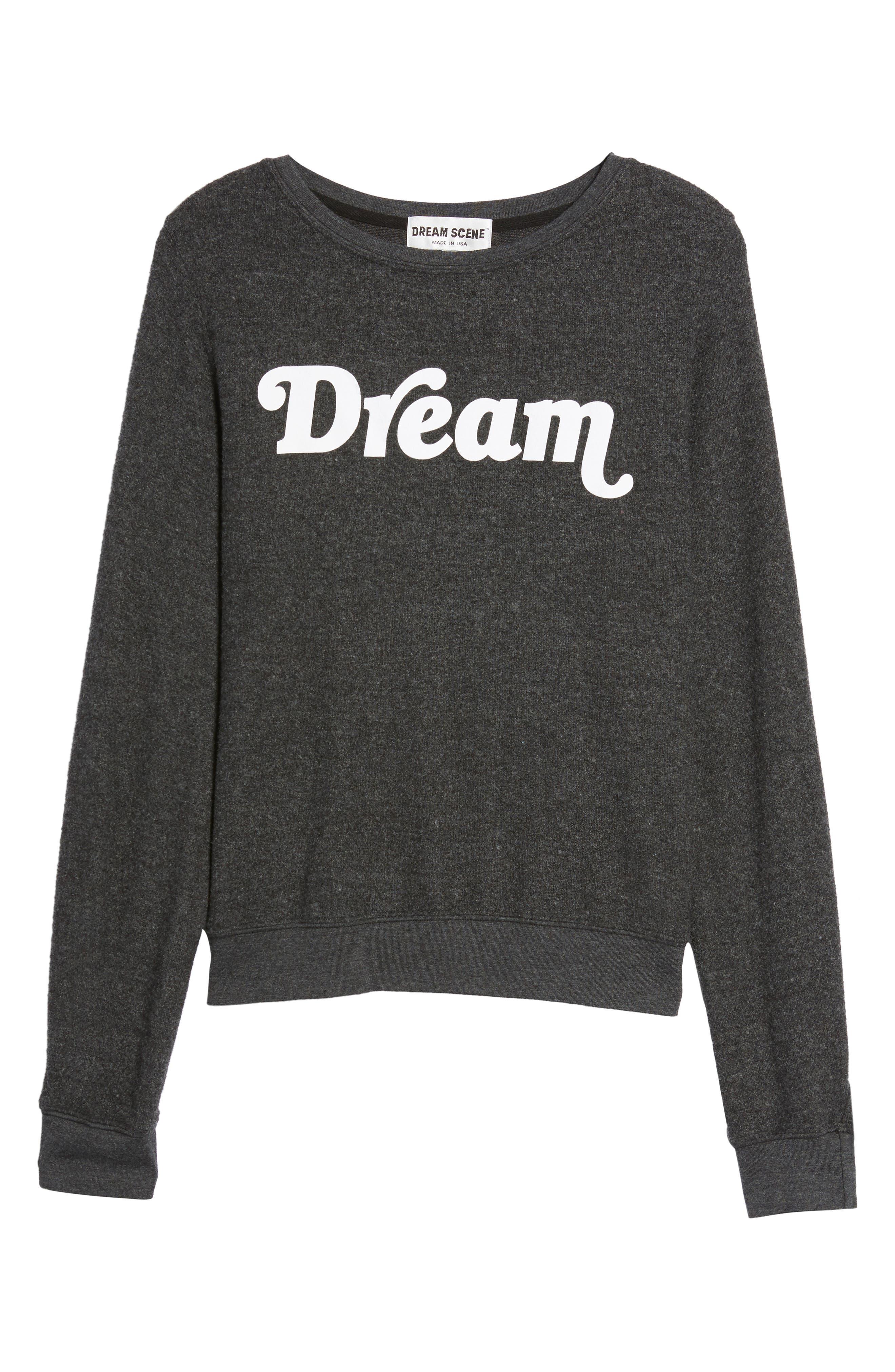 Alternate Image 6  - Dream Scene Dream Sweatshirt