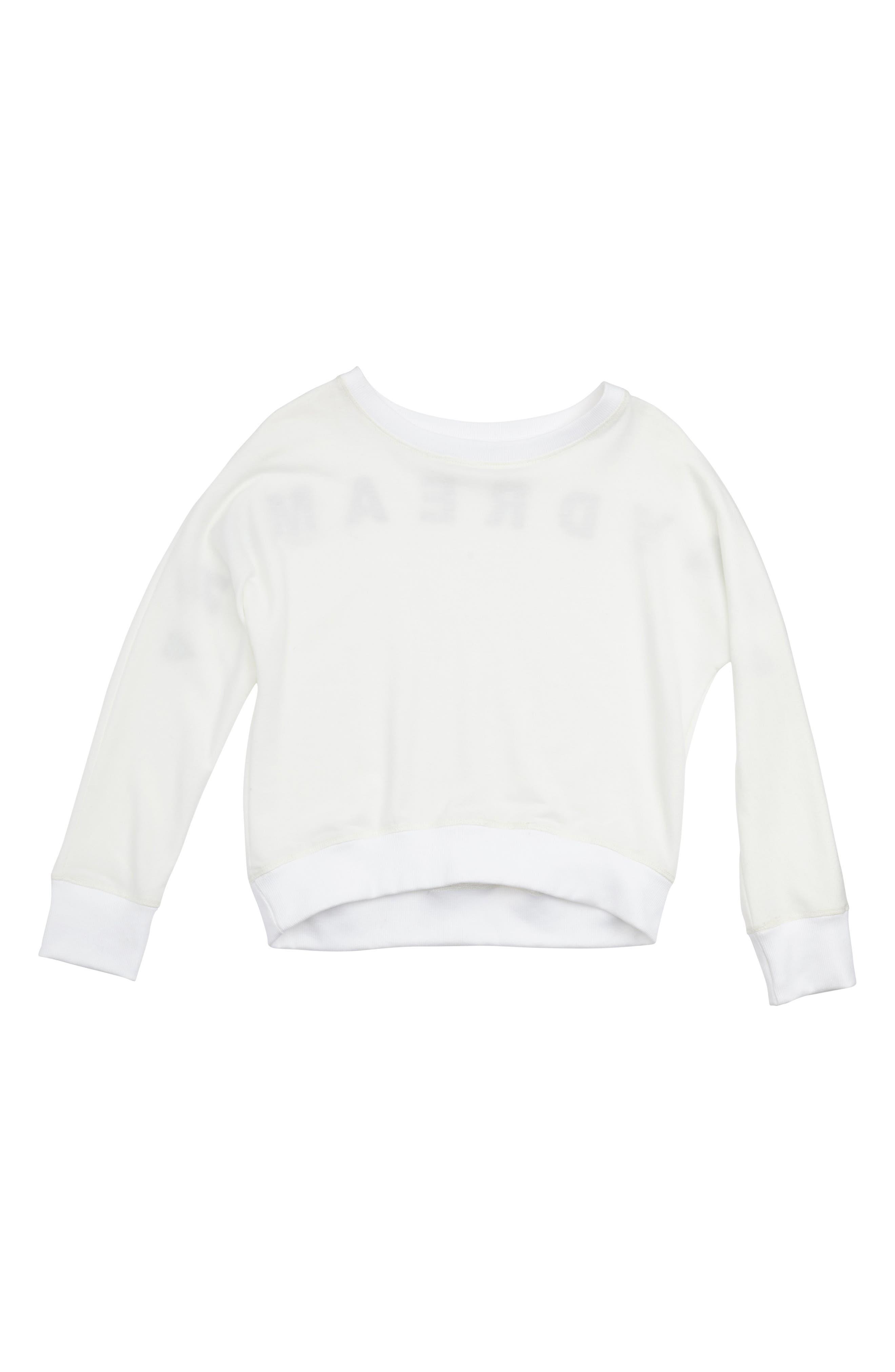 Maddie Daydreamer Sweatshirt (Big Girls)
