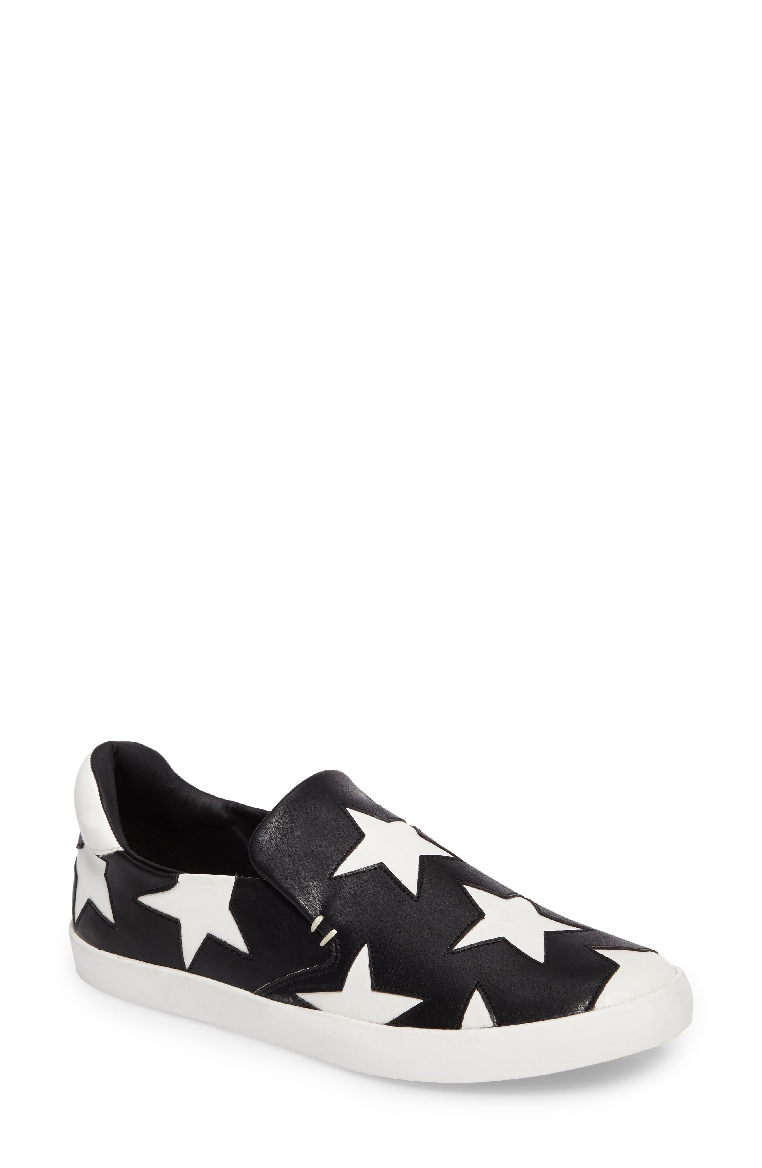Alternate Image 1 Selected - Coconuts by Matisse Highlight Slip-On Star Sneaker (Women)