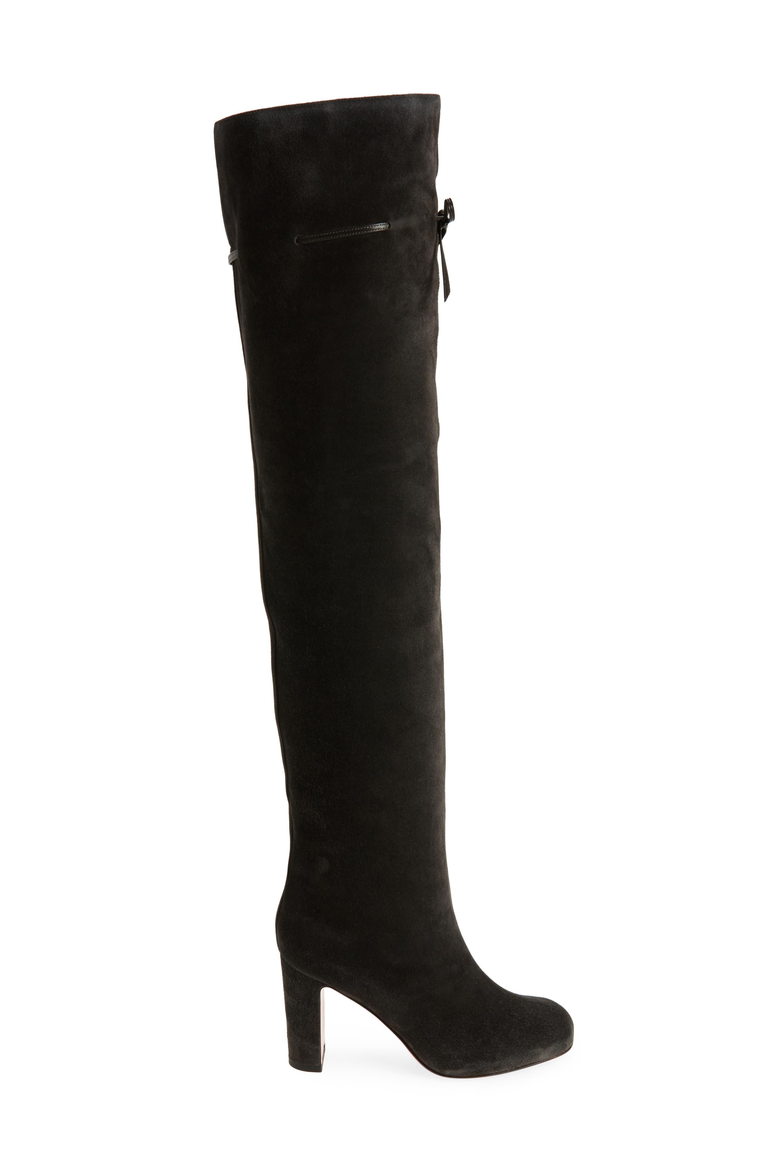 Alternate Image 3  - Christian Louboutin Alta Gant Over the Knee Boot (Women)