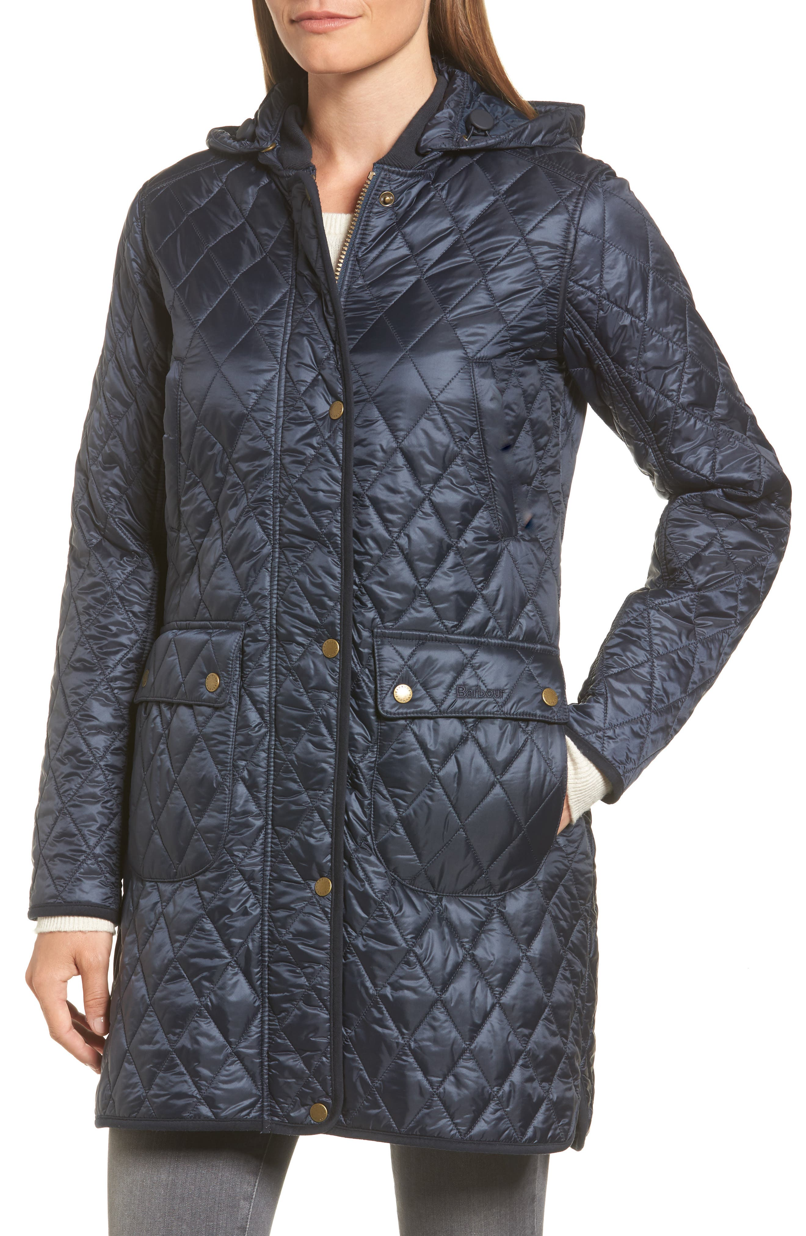 Alternate Image 4  - Barbour Tarn Insulated Jacket