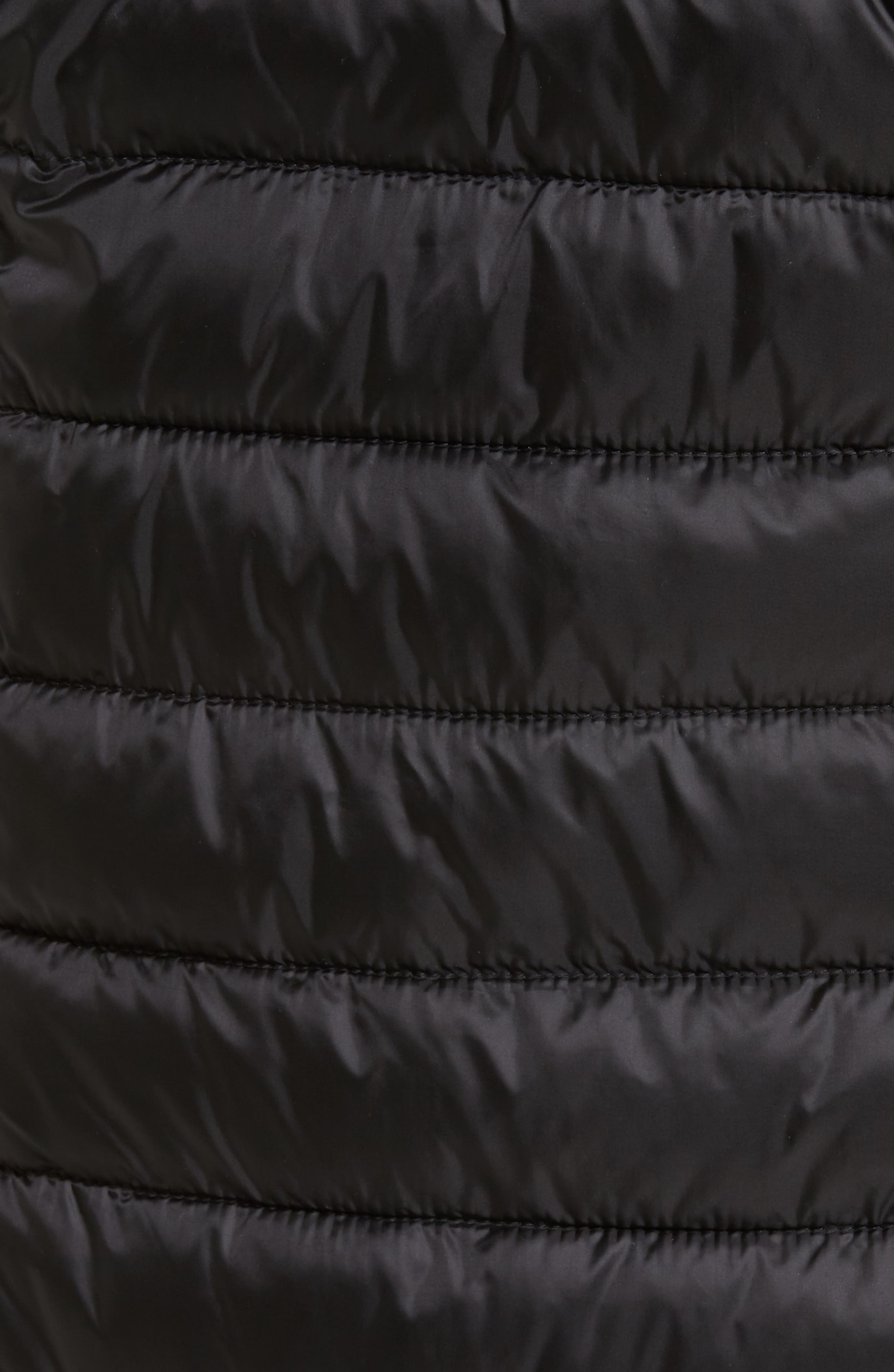 Alternate Image 5  - Barbour Fortrose Hooded Quilted Coat with Faux Fur Trim