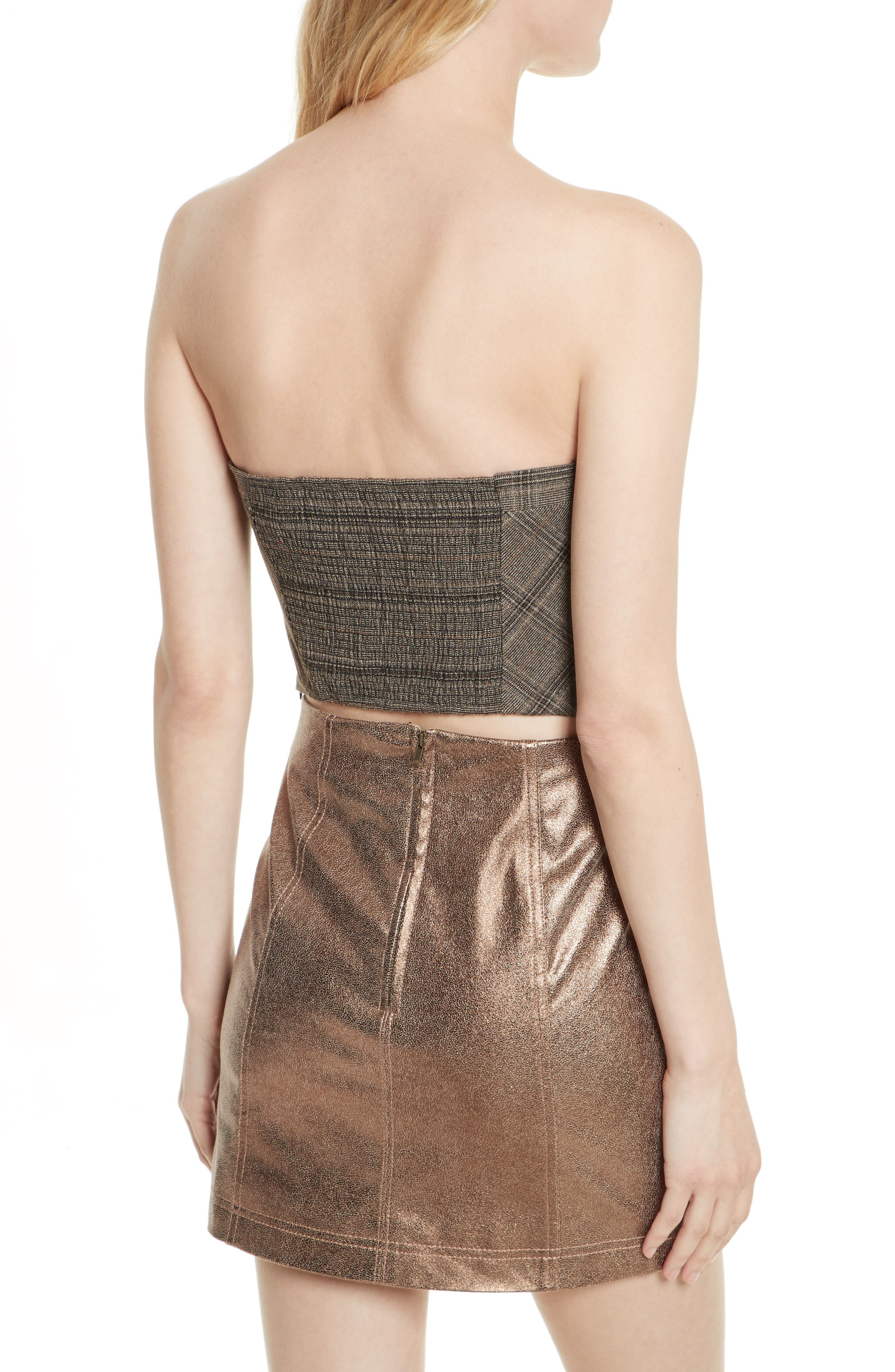 Alternate Image 2  - Free People Out West Corset Top