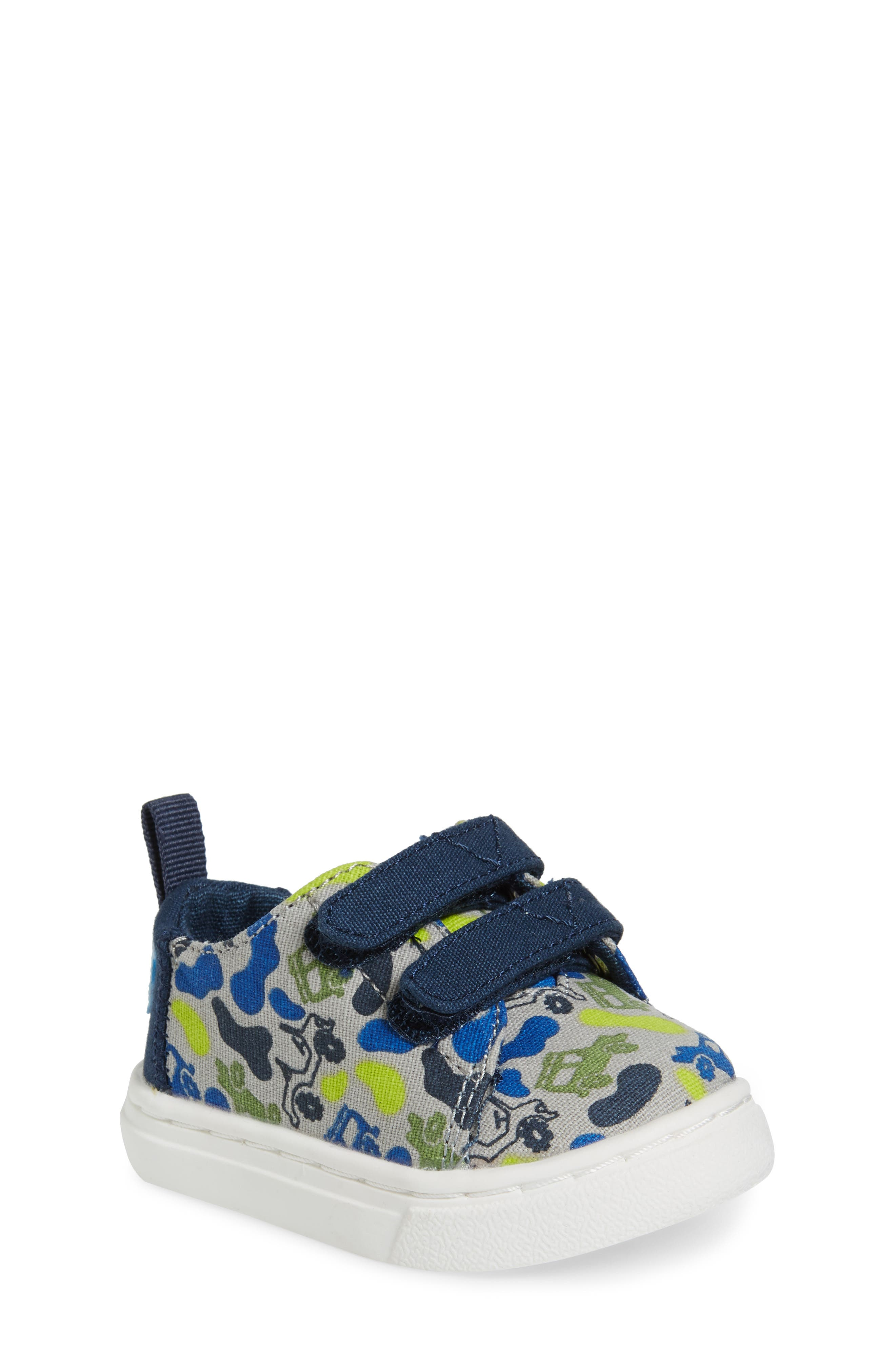 TOMS Lenny Sneaker (Baby, Walker, Toddler, Little Kid & Big Kid)