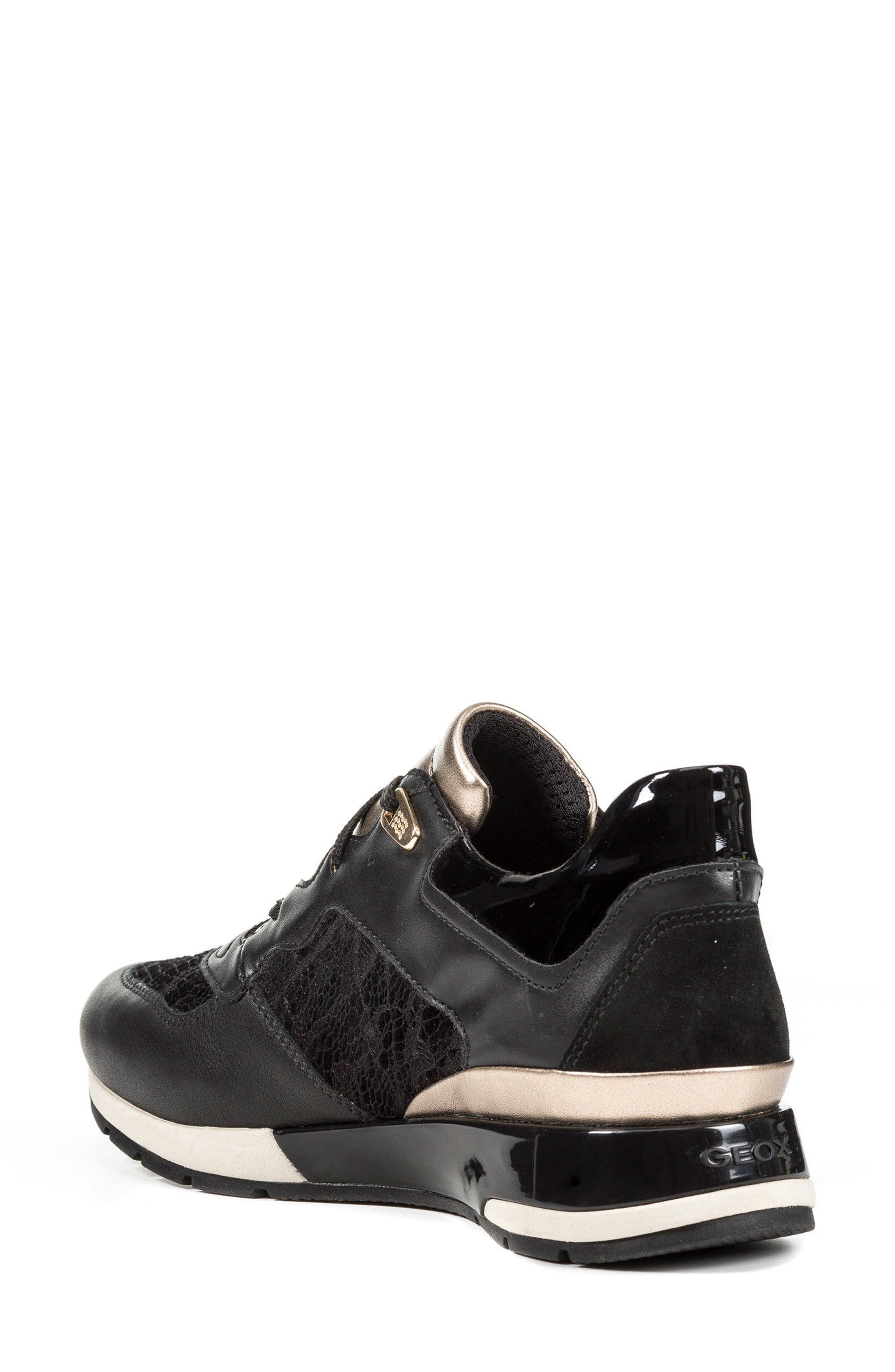 Alternate Image 2  - Geox Shahira Sneaker (Women)
