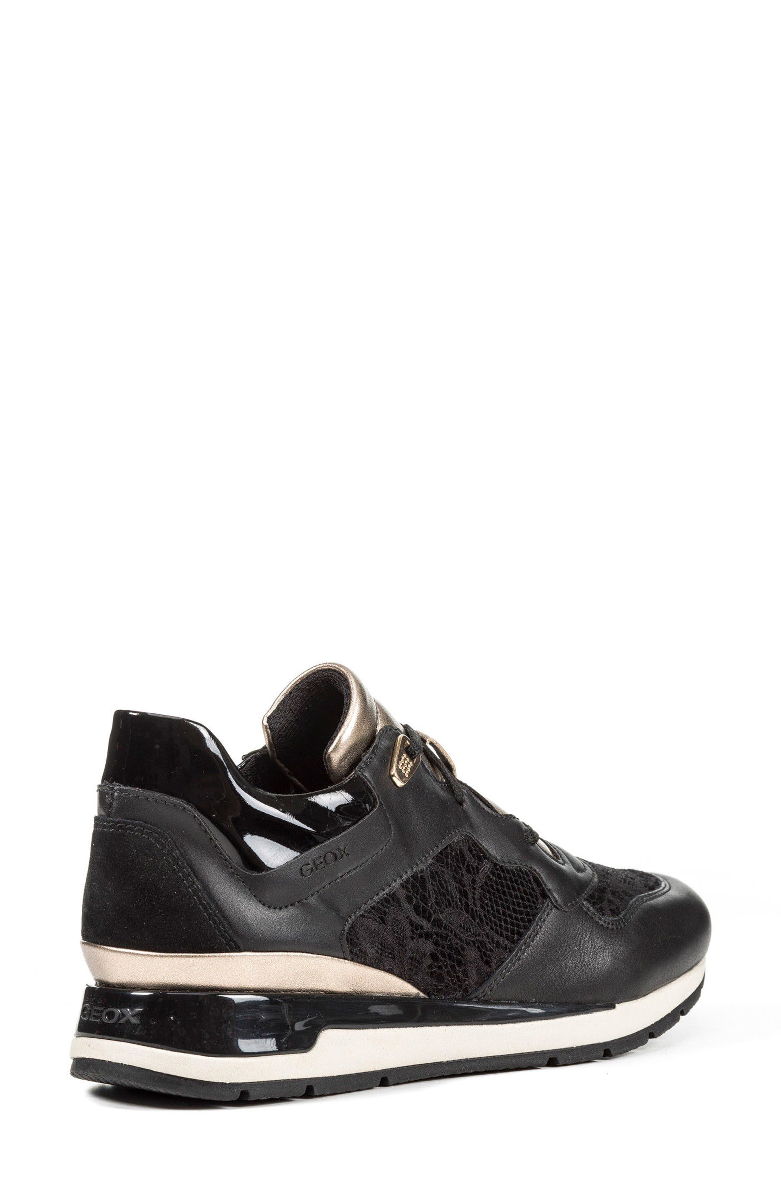 Alternate Image 3  - Geox Shahira Sneaker (Women)