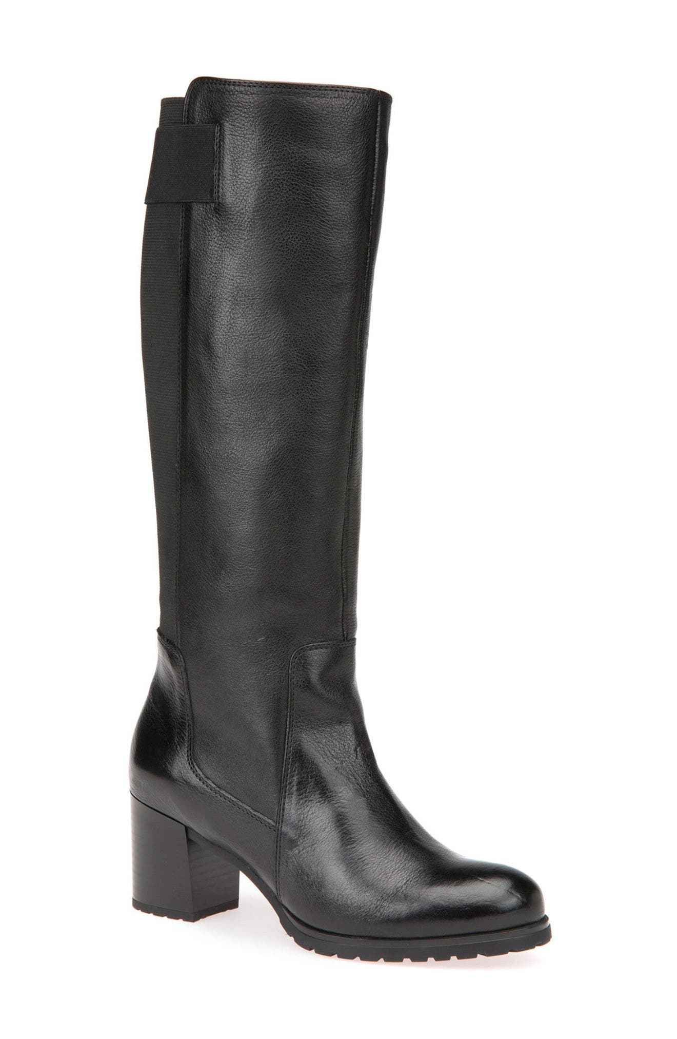 Alternate Image 1 Selected - Geox Newlise Boot (Women)