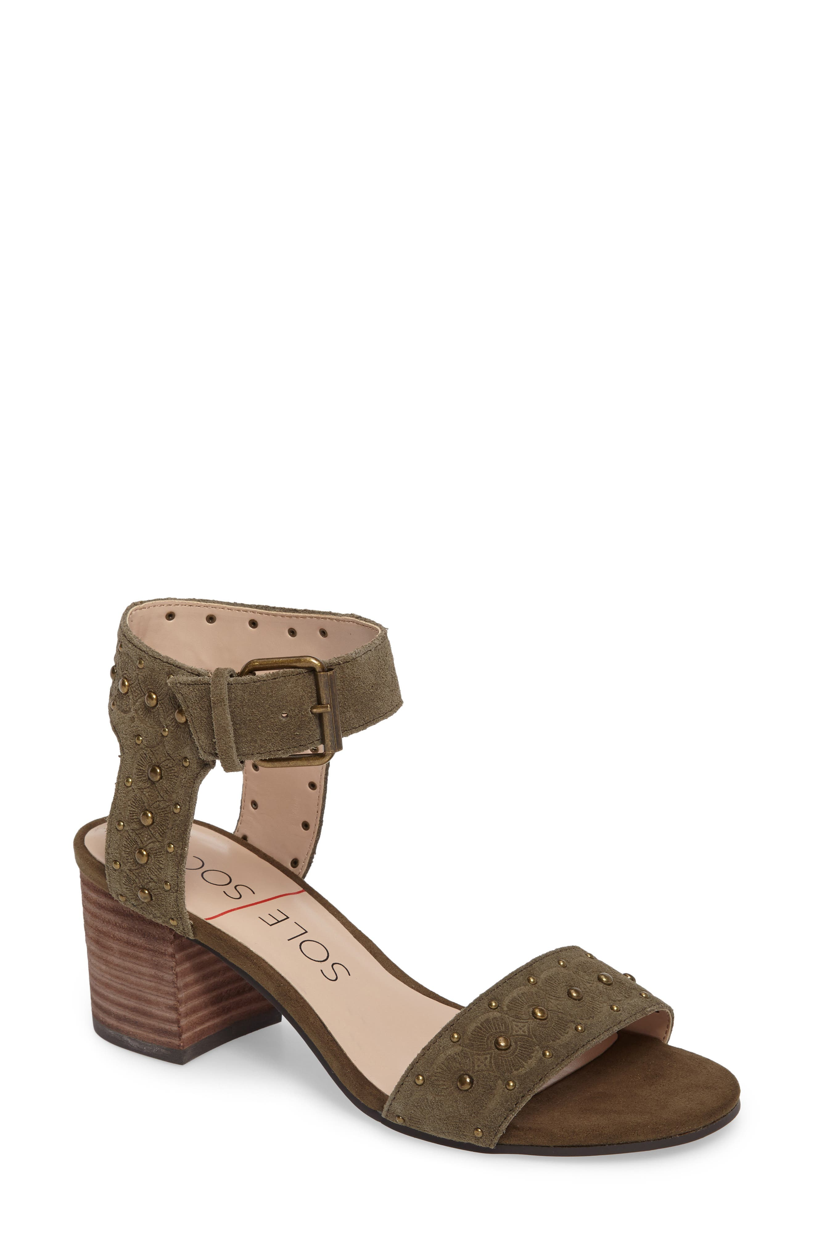 Sole Society Beverly Sandal (Women)