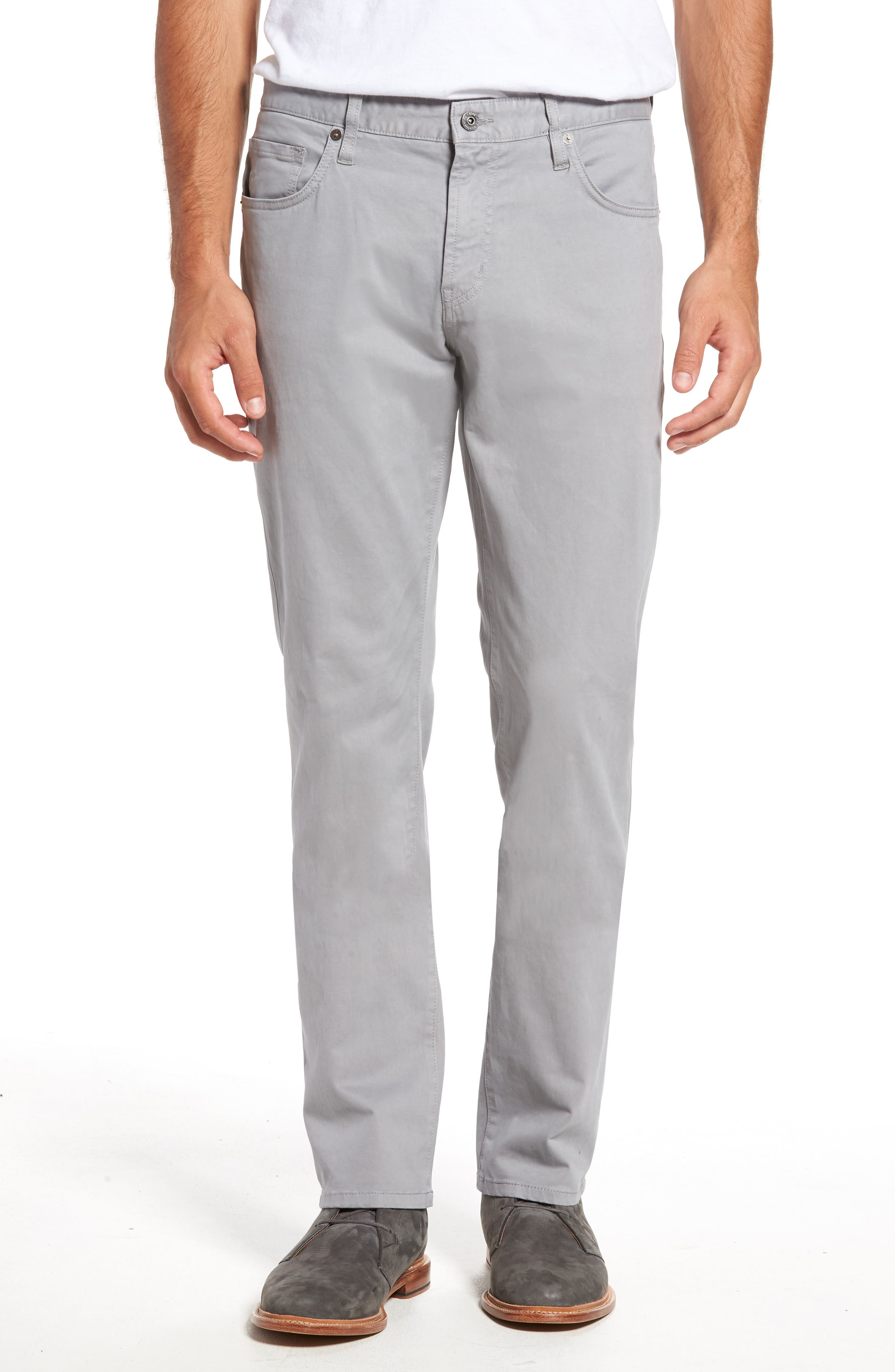 Alternate Image 1 Selected - 7 Diamonds Brushed Twill Five-Pocket Pants