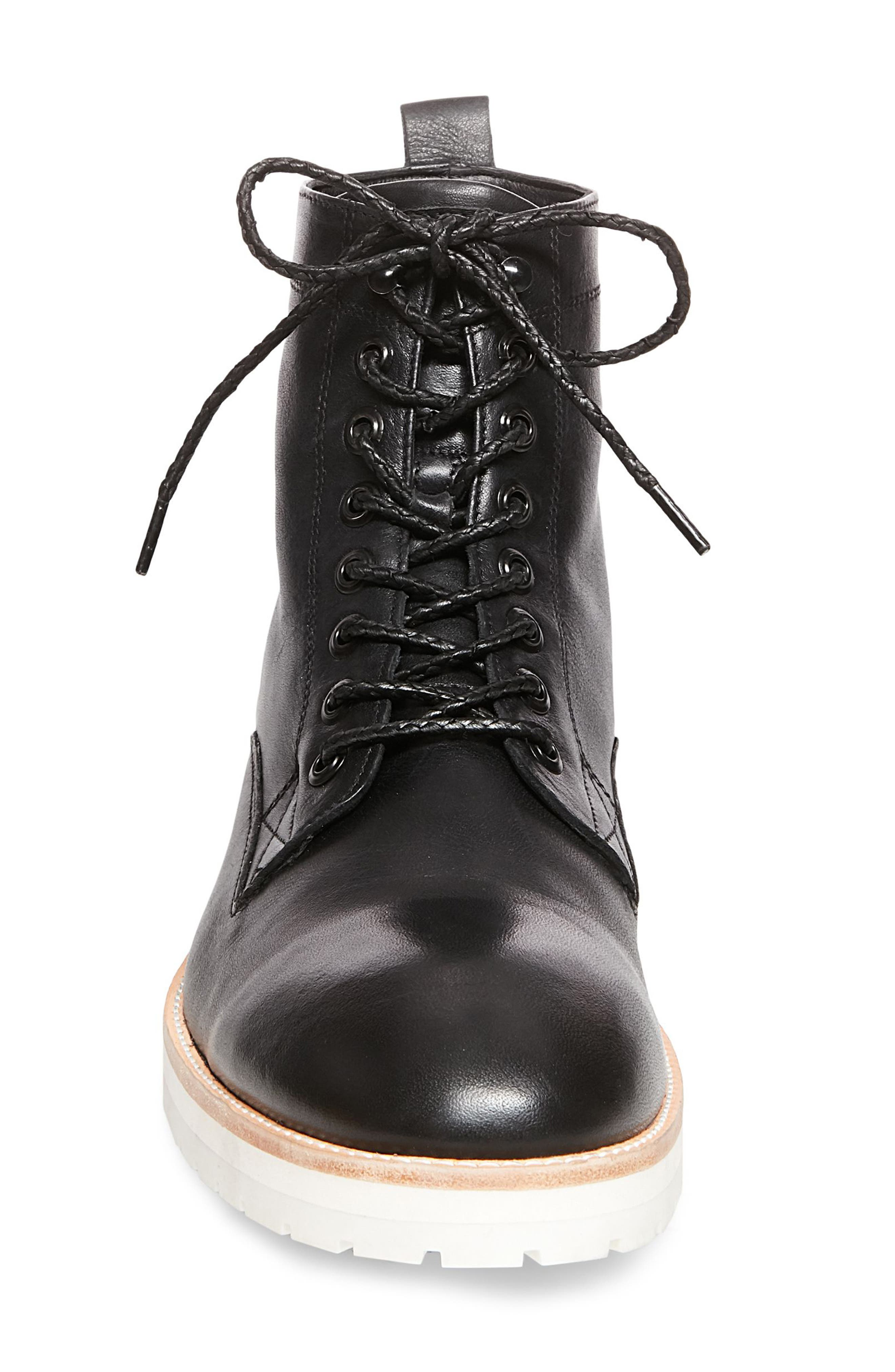 Alternate Image 4  - Steve Madden x GQ Andre Plain Toe Boot (Men)