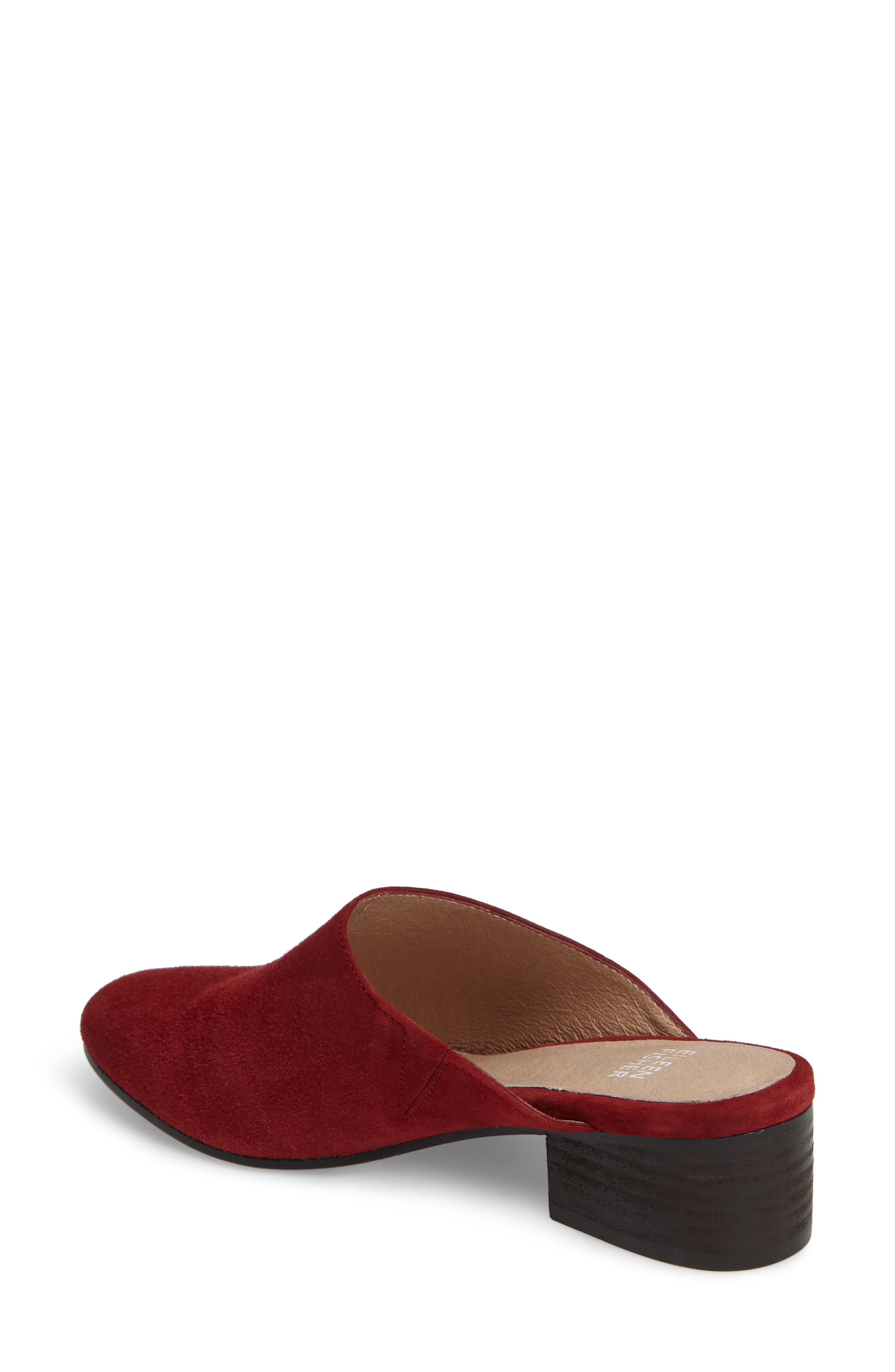 Alternate Image 2  - Eileen Fisher Silvia Mule (Women)