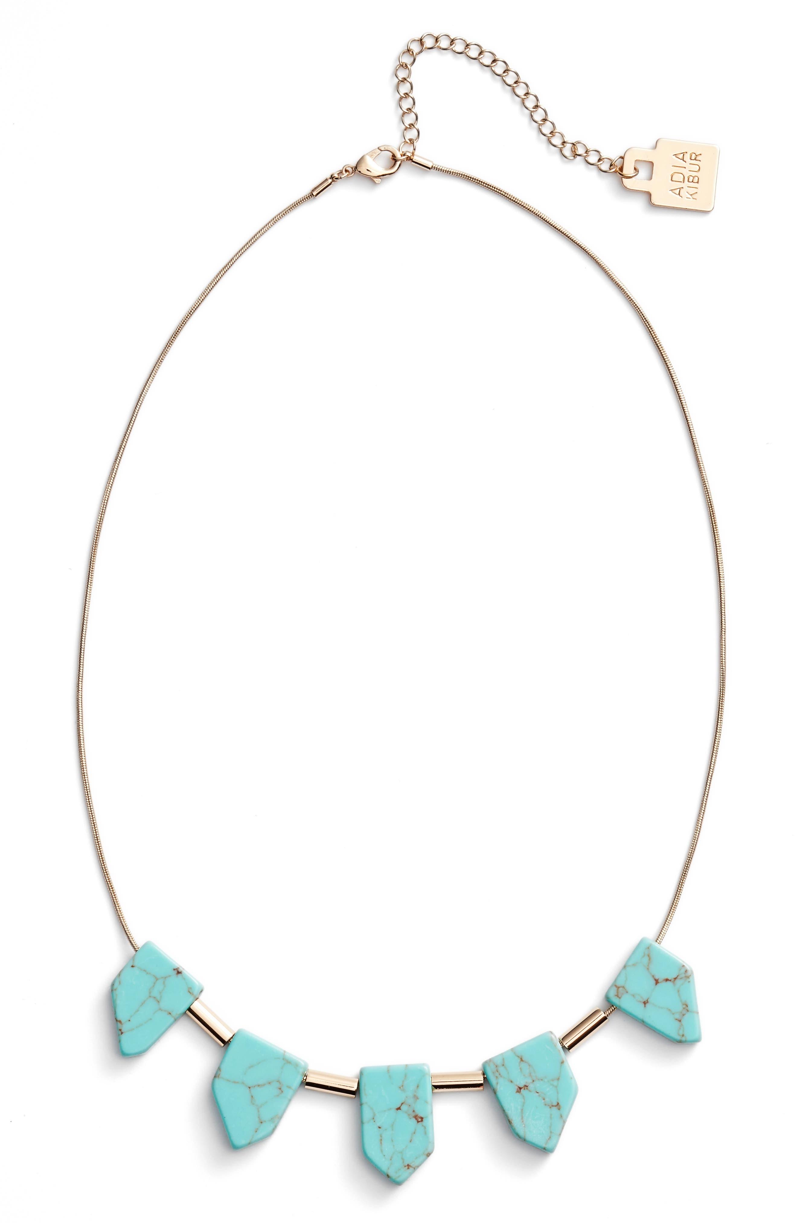 Main Image - Adia Kibur Frontal Necklace