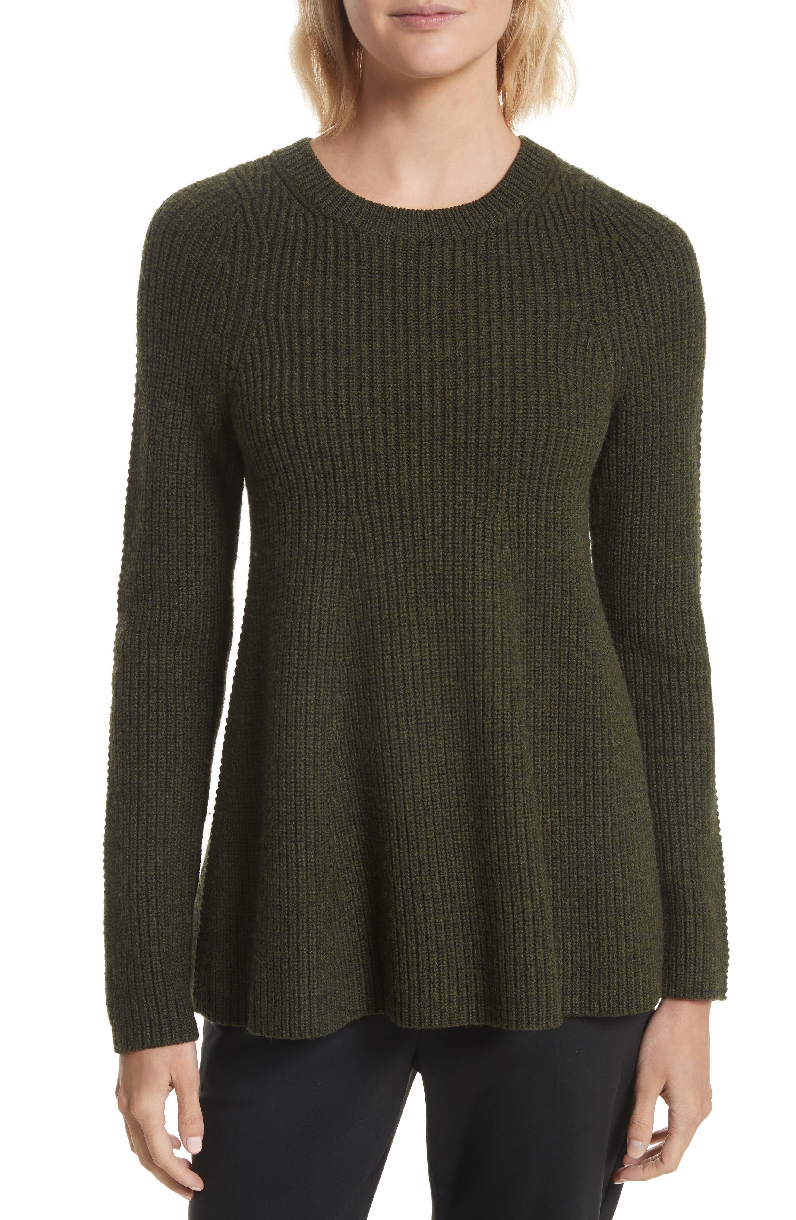 GREY Jason Wu Wool Trapeze Sweater