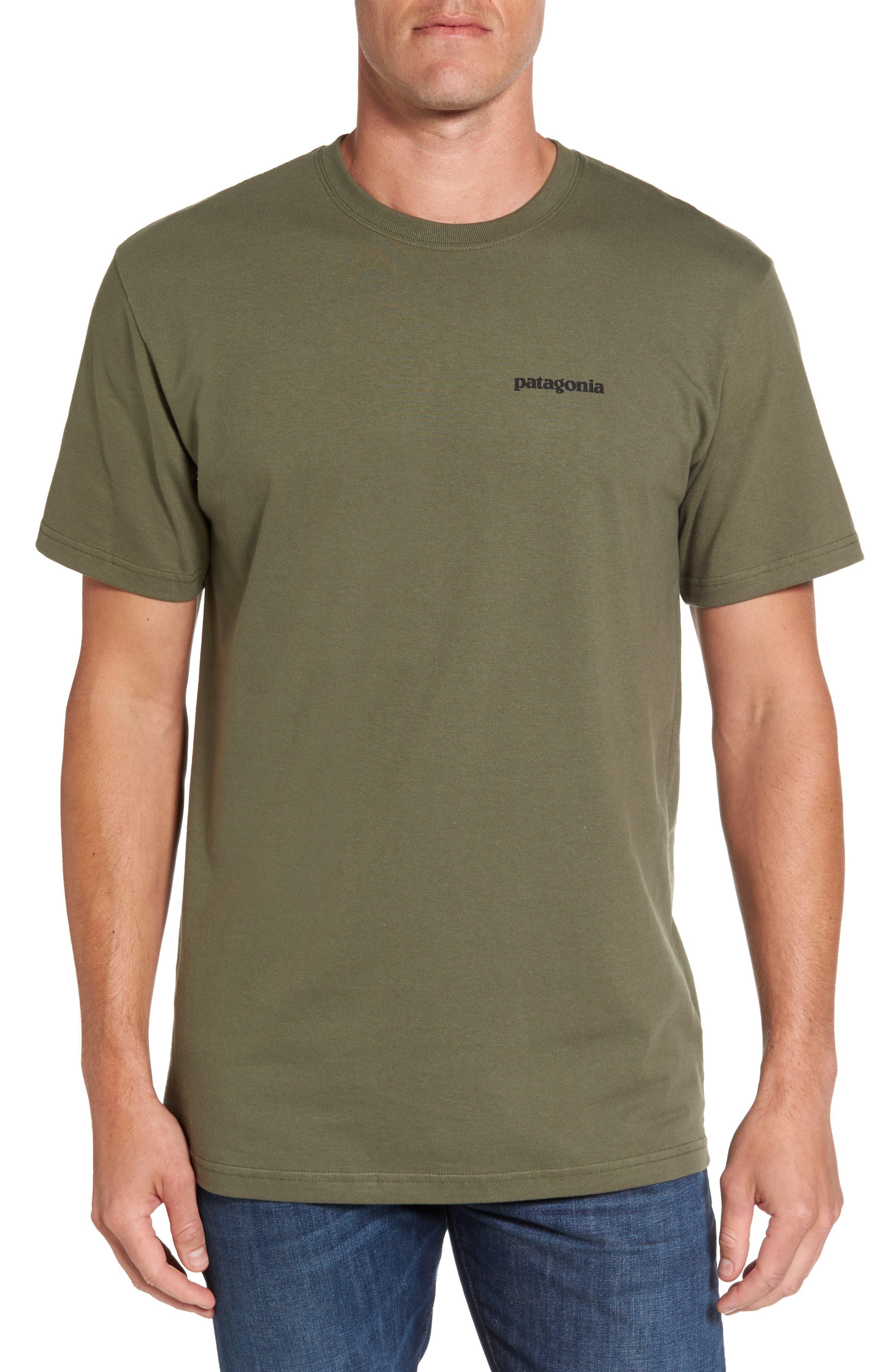 Alternate Image 2  - Patagonia 'P-6 Logo' Organic Cotton T-Shirt