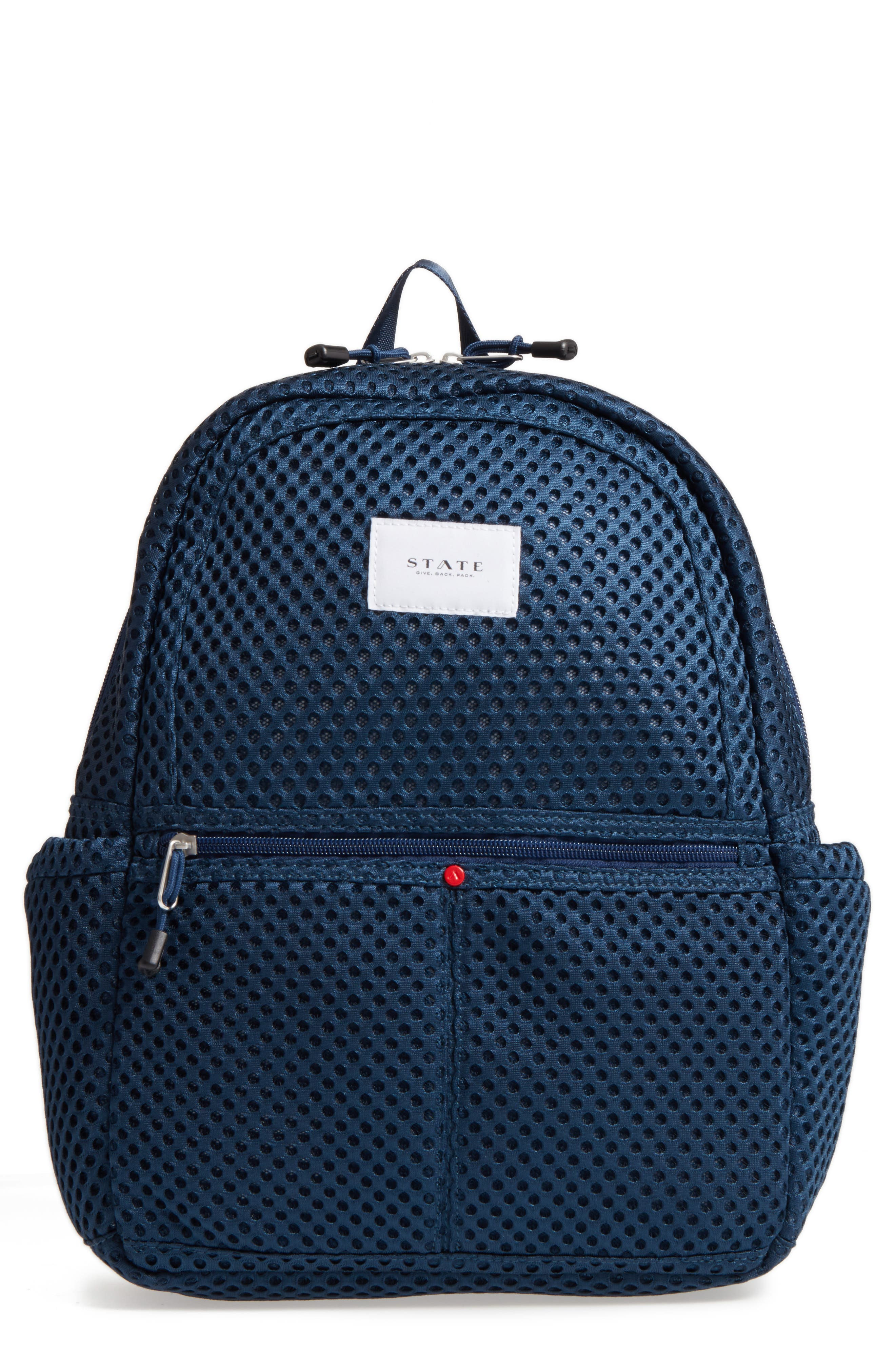 STATE Bags Lacrosse Mesh Kane Backpack (Kids)
