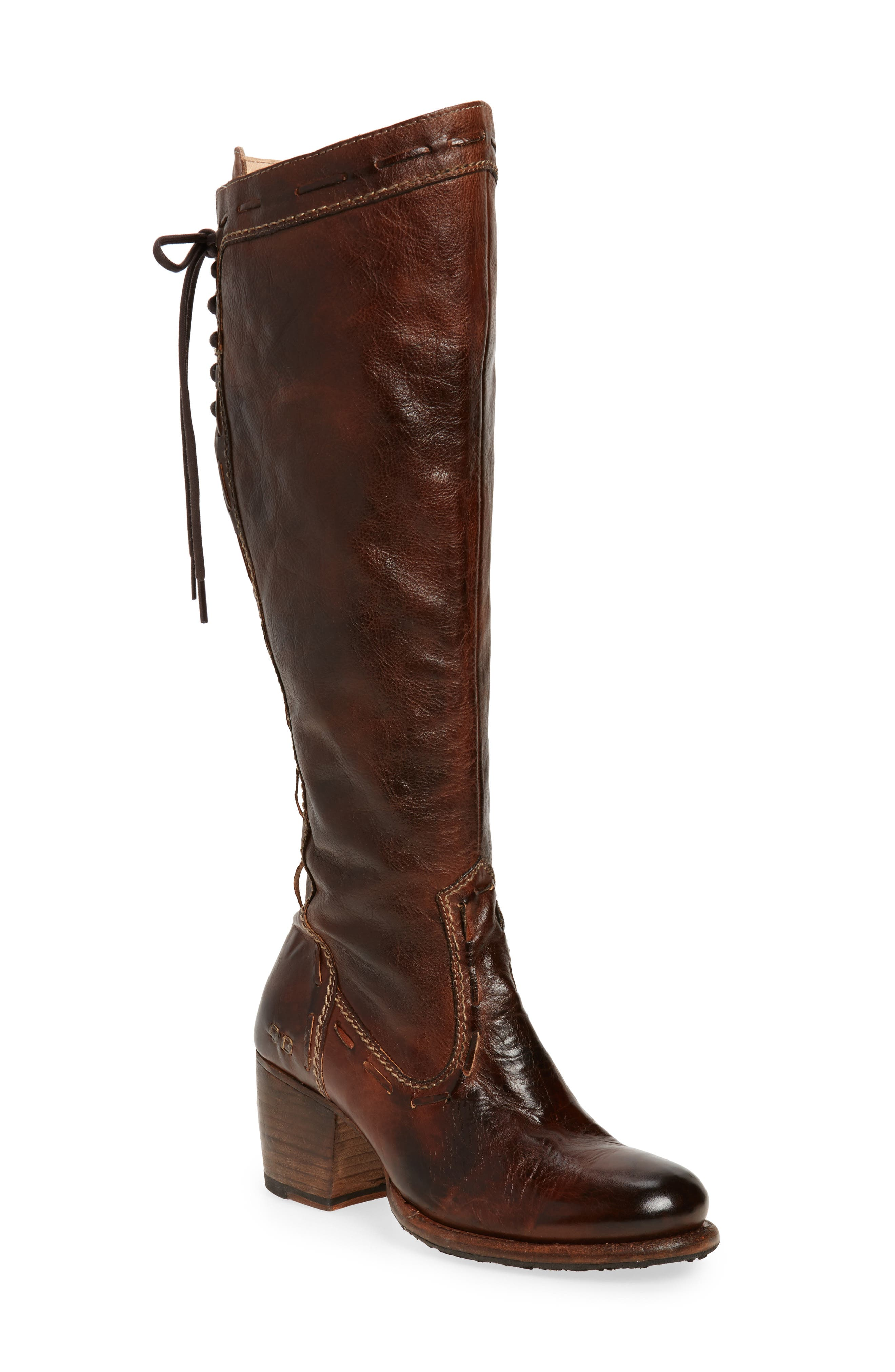 Alternate Image 1 Selected - Bed Stu Fortune Knee High Boot (Women)