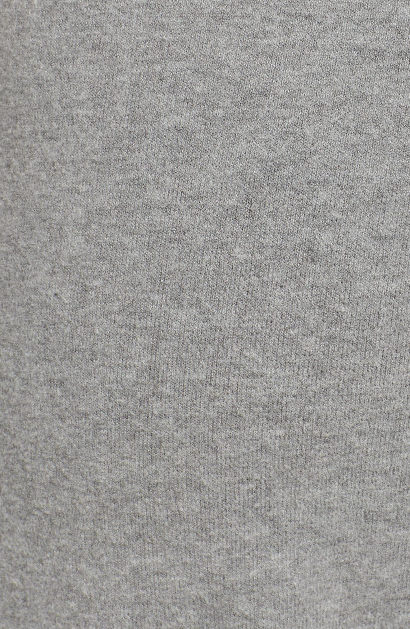 Alternate Image 6  - Honeydew Intimates Brushed Hacci Lounge Jogger Pants