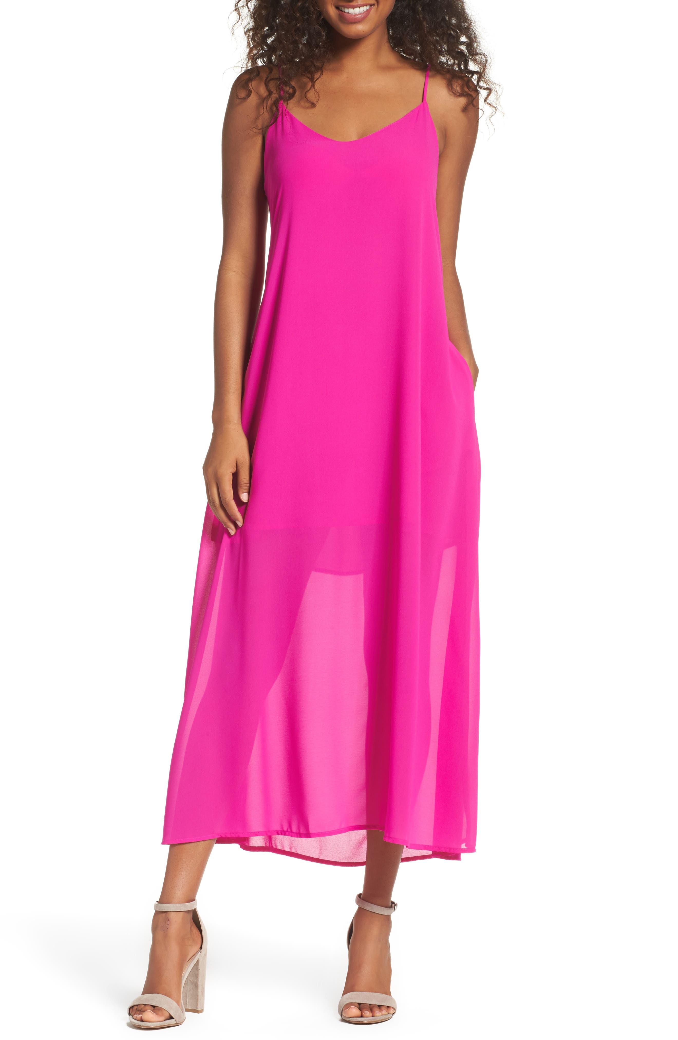 MARY & MABEL Maxi Dress