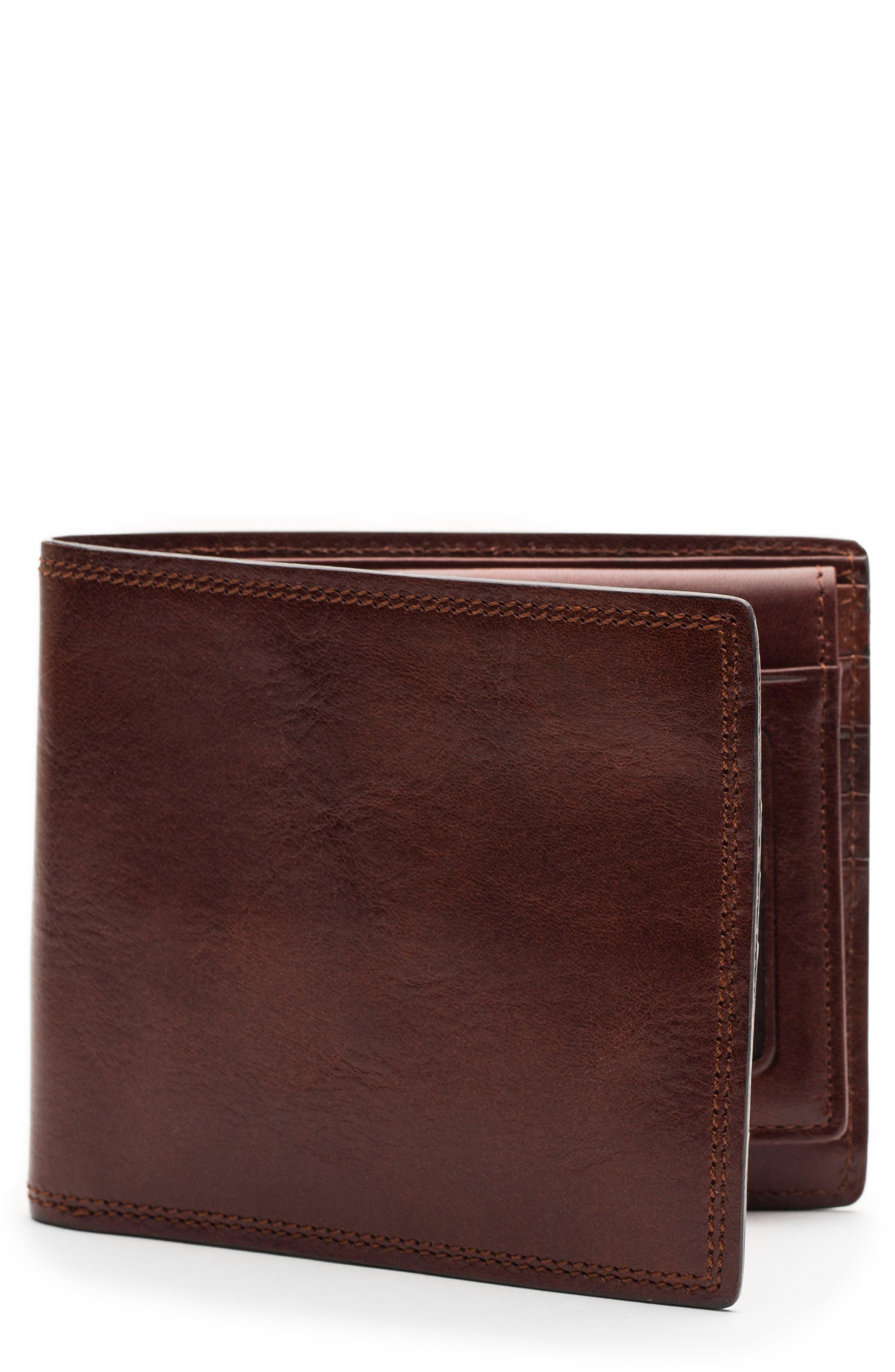 Bosca Dolce Leather Wallet